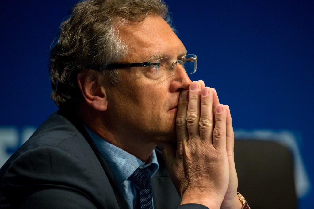 Formal proceedings opened against Valcke by FIFA Ethics Committee Adjudicatory Chamber