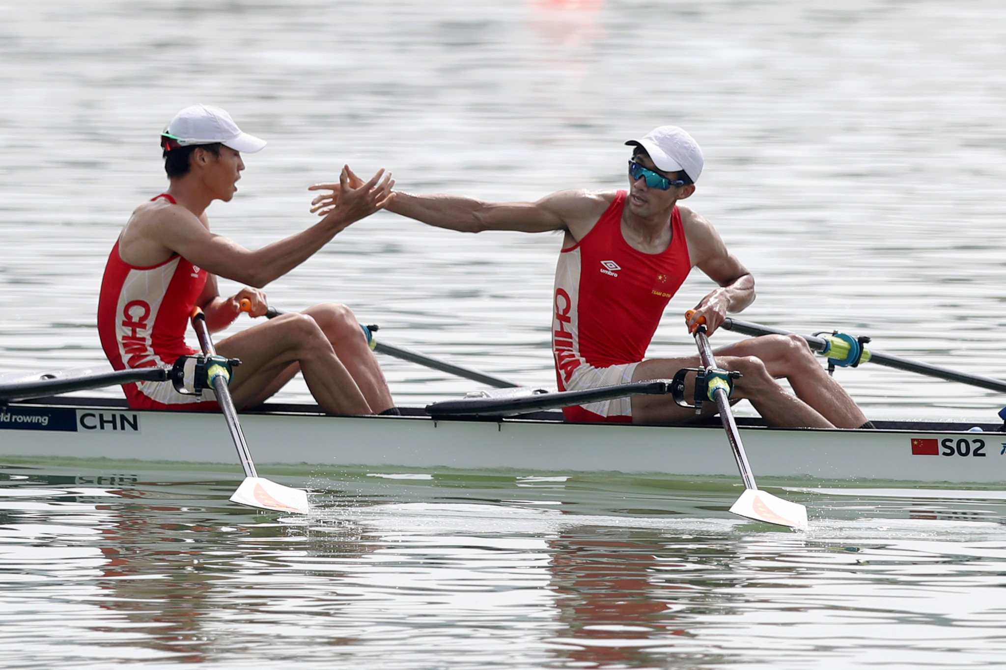 Lightweight rowing looks likely to be dropped from the Olympics ©Getty Images