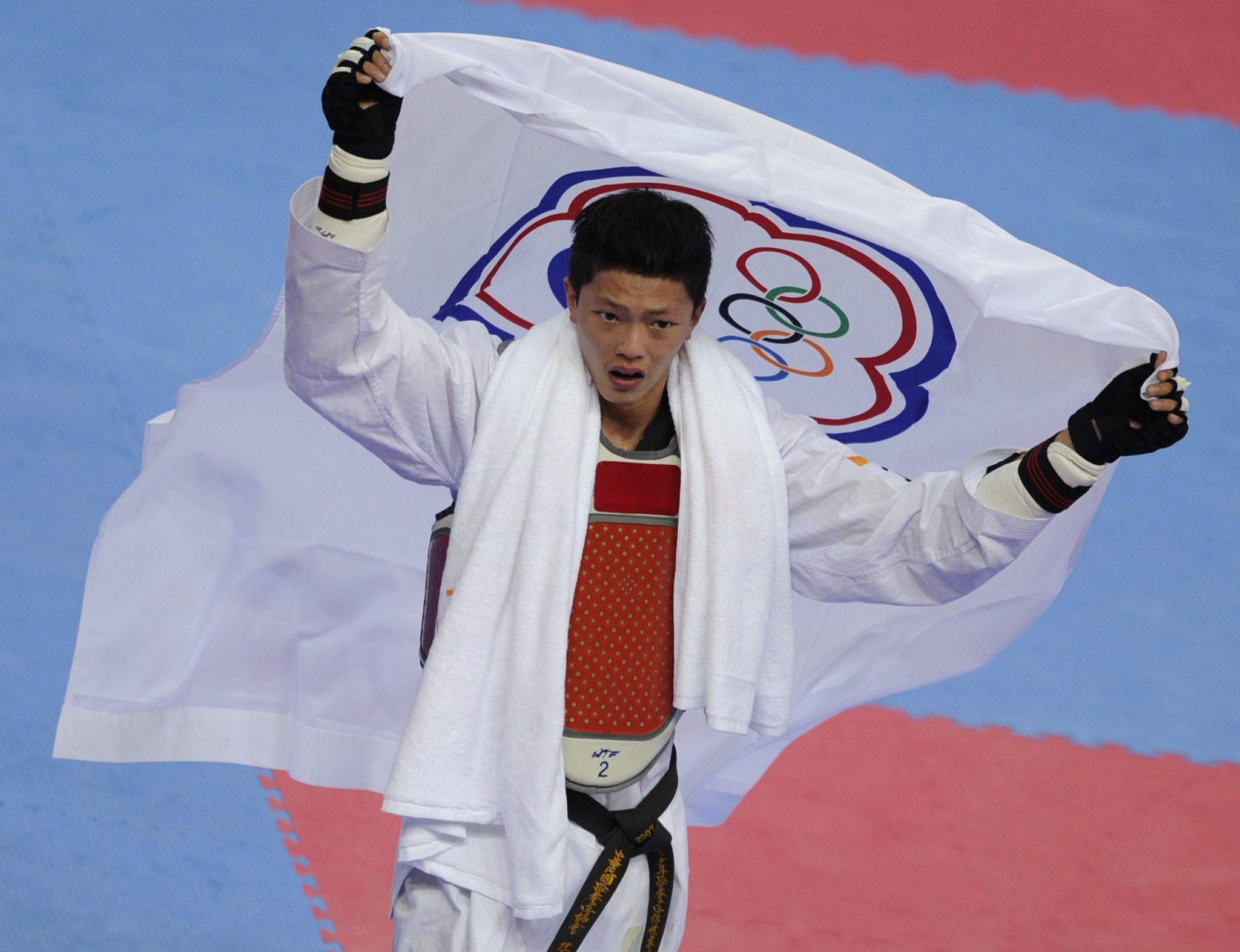Former Asian Games taekwondo champion Wei arrested for drug possession