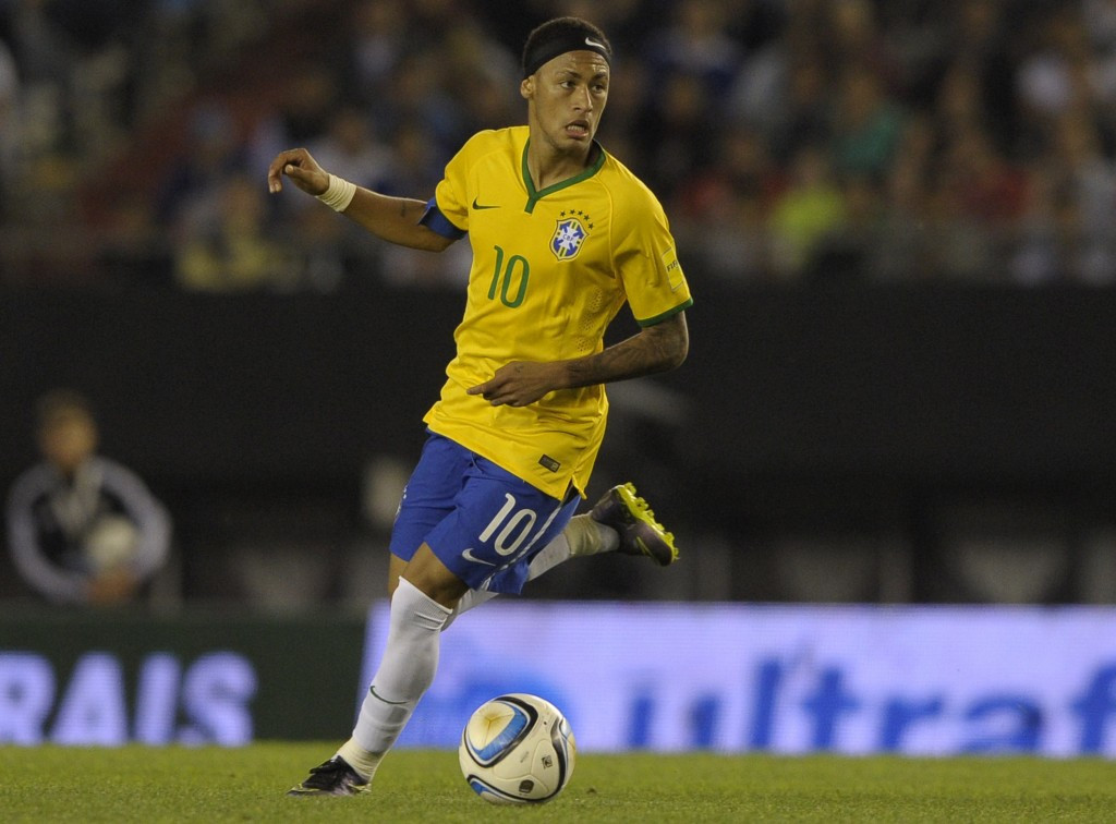 Barcelona have granted permission for Neymar to feature at Rio 2016 ©Getty Images