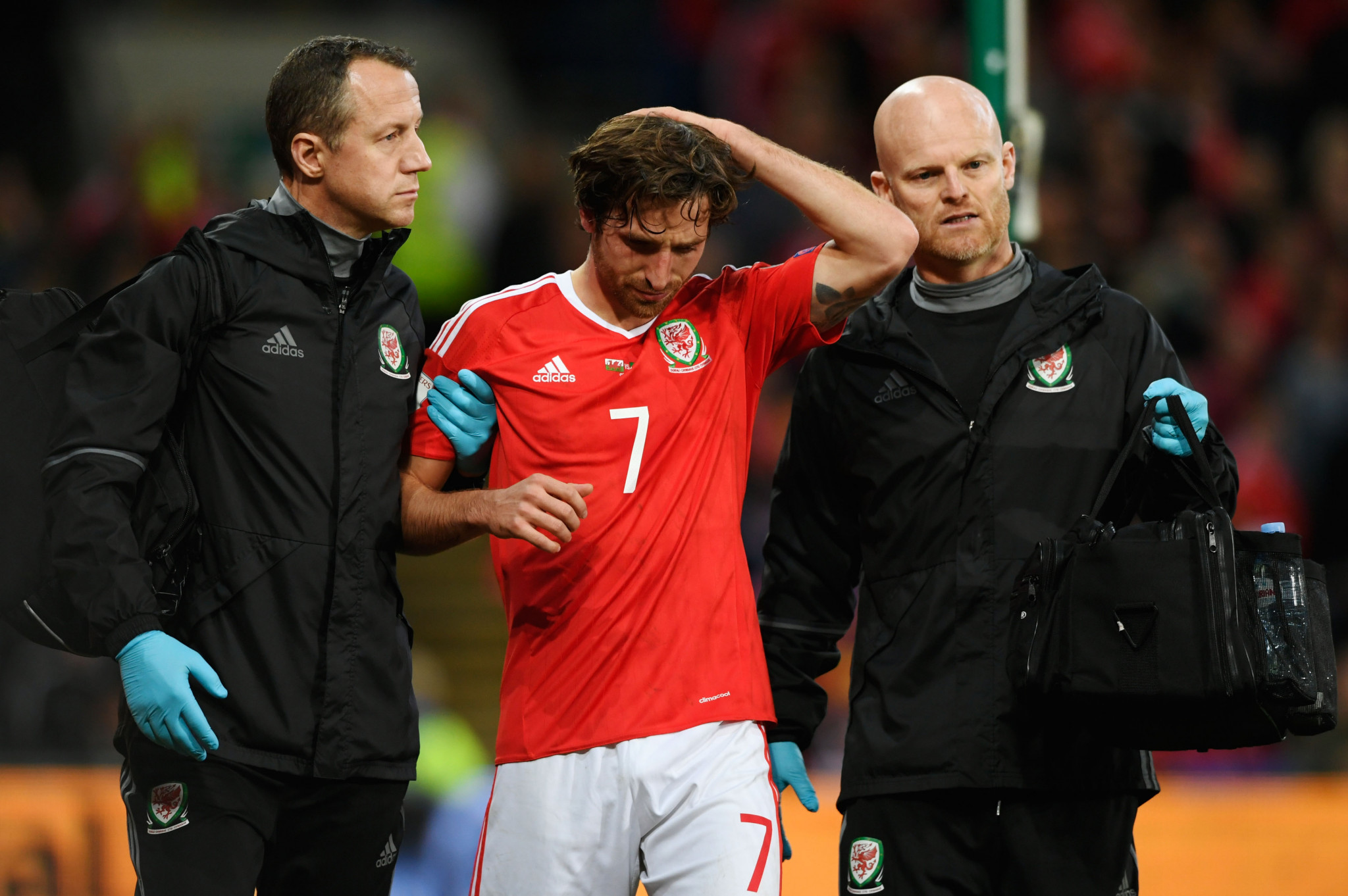 Additional substitutions for concussion in football could be trialed from January