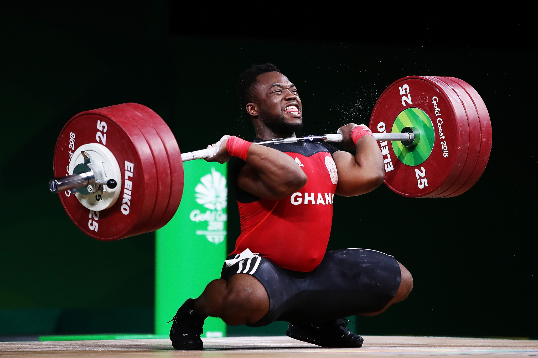 Ghana's Forrester Osei, deputy chair of the IWF Athletes' Commission, described the investigation and testing improvements as