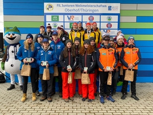 Junior World Luge Championships cancelled due to COVID-19