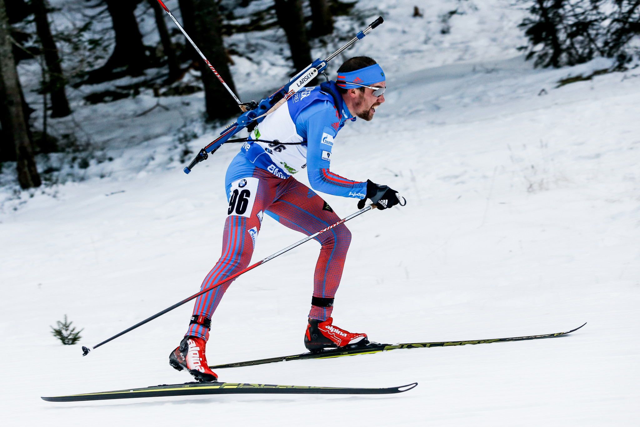 Biathlete Slepov cleared by RUSADA in whereabouts failures case
