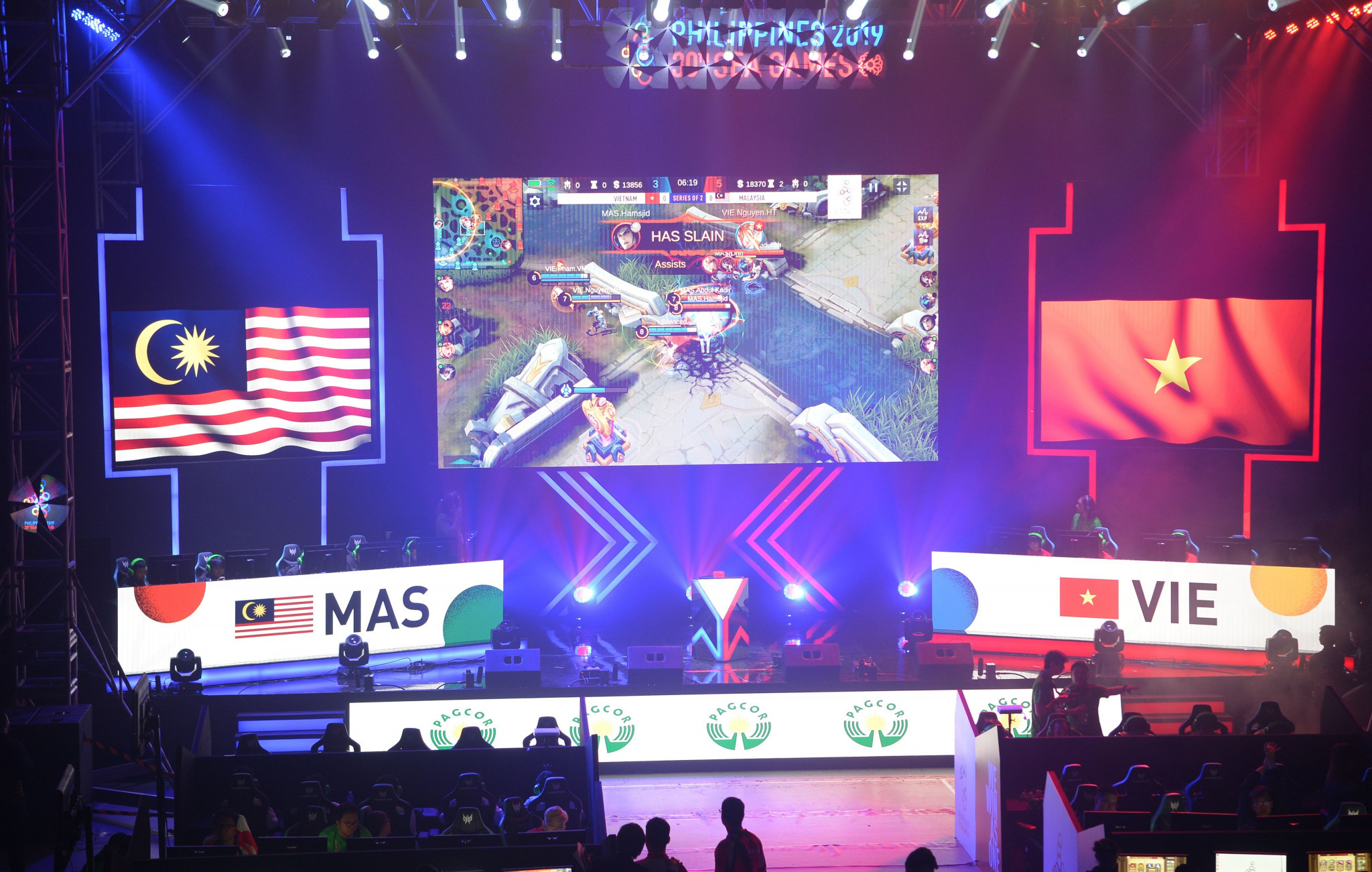 The 2018 Asian Games included esports as a demonstration sport ©Getty Images