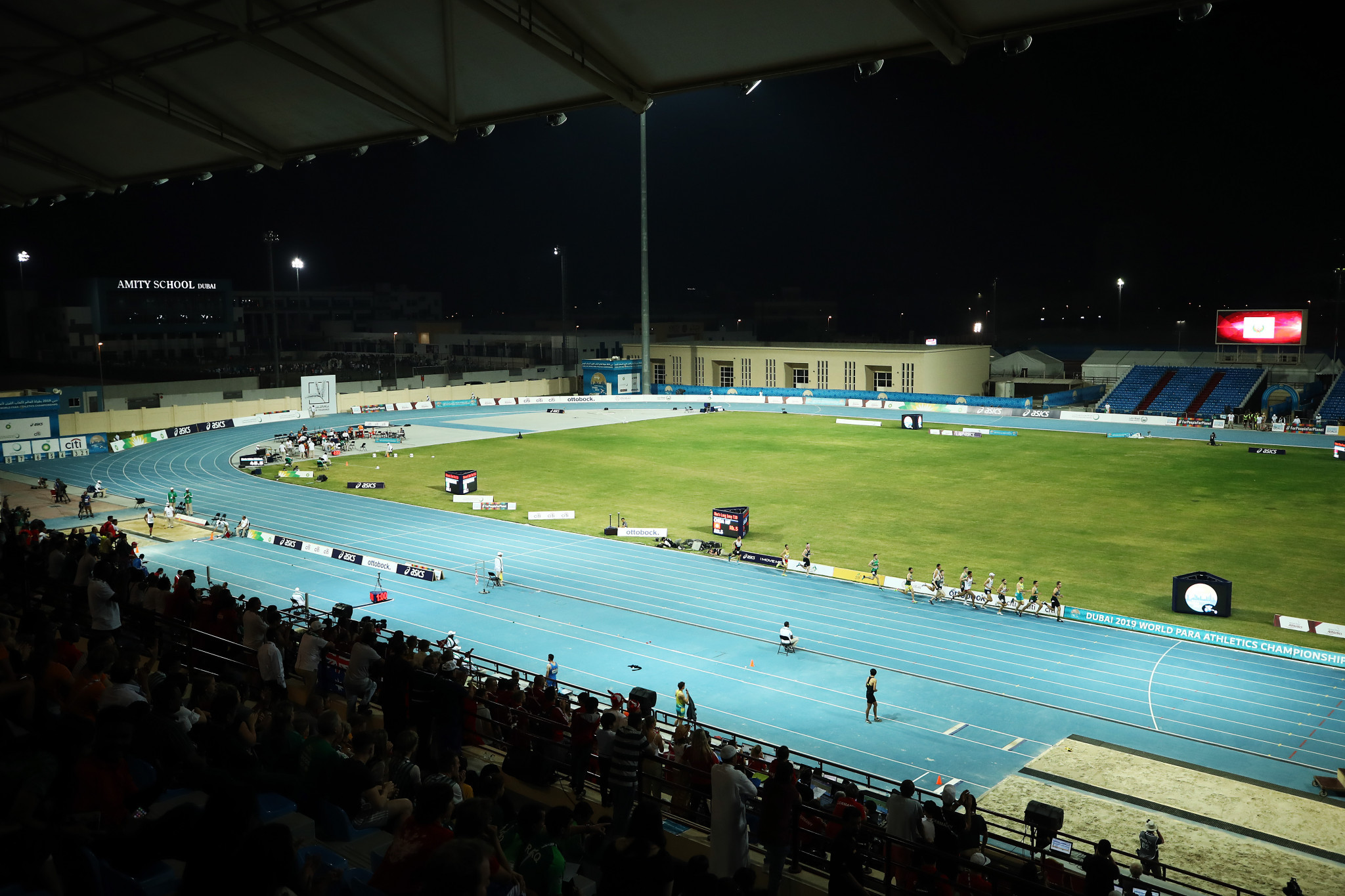 Dubai will open next year's World Para Athletics Grand Prix in February ©Getty Images