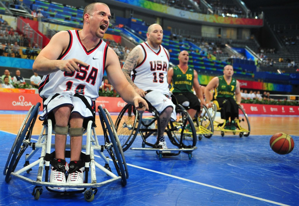 US star announces retirement from men's national wheelchair basketball team