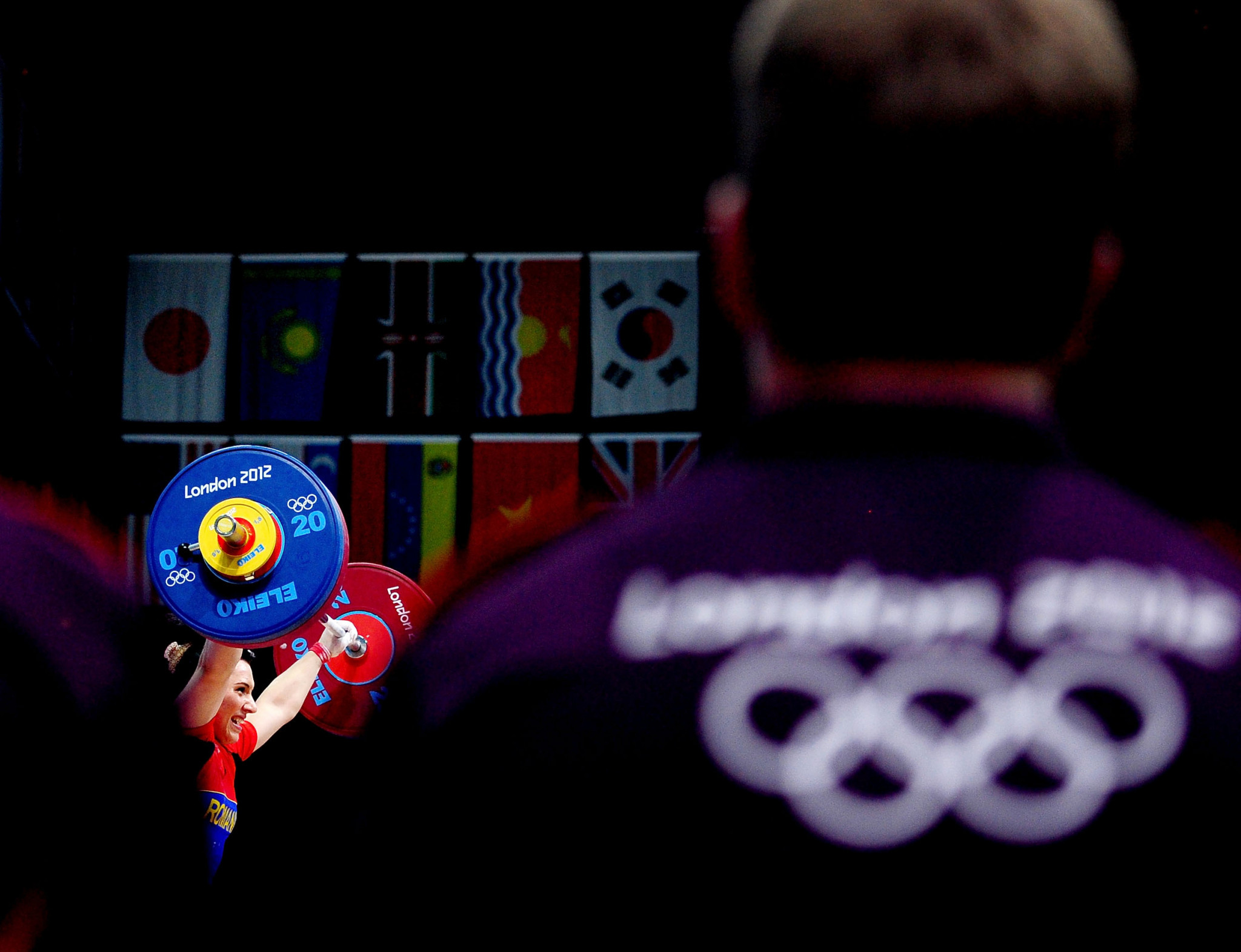 Romanian weightlifting is the subject of a law-enforcement investigation, the WADA report detailed ©Getty Images
