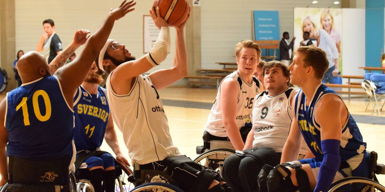 Athens had been due to host the Men's European Championship Division B next month ©IWBF