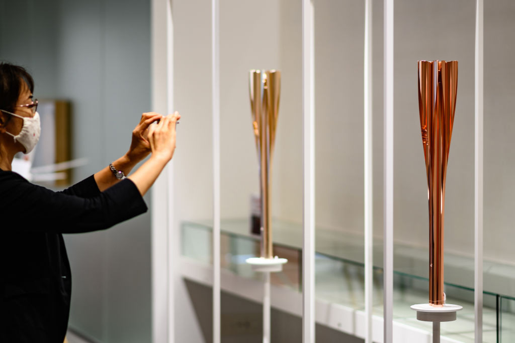Tokyo 2020 Torches to be put on display in public exhibition
