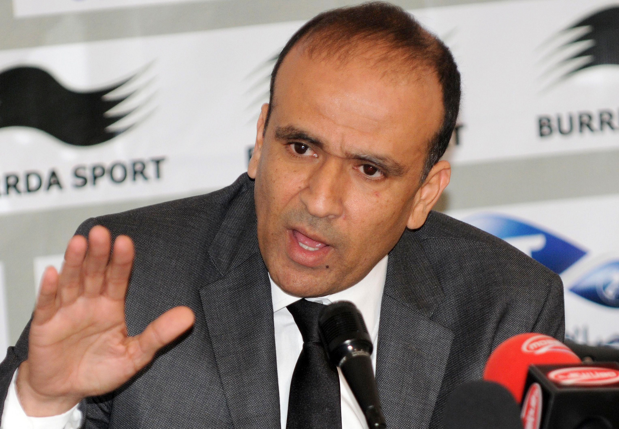 Wadie Jary, President of the Tunisian Football Federation, could challenge Ahmad at next year's election