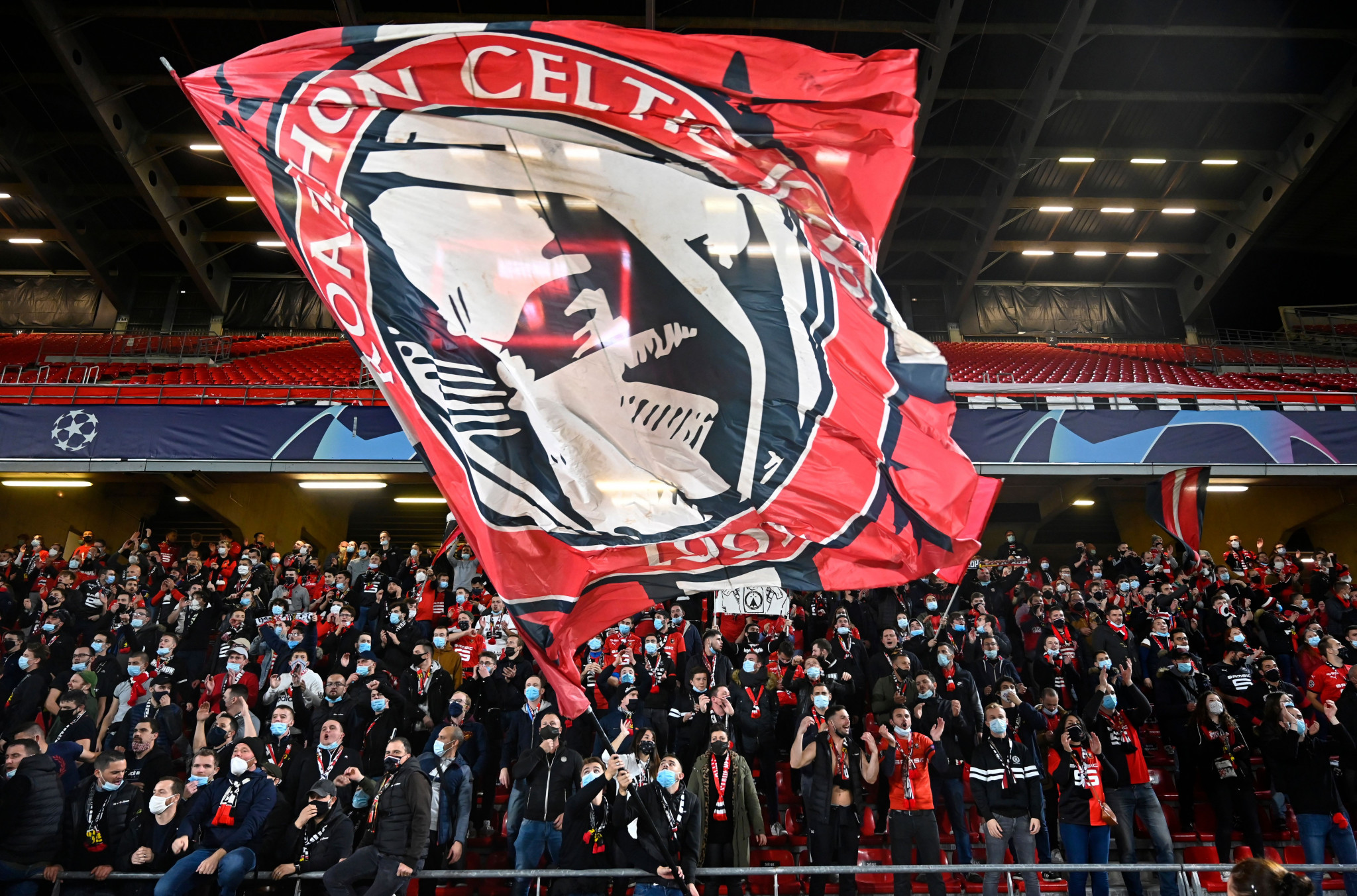 UEFA open disciplinary proceedings against Rennes for non-compliance with COVID-19 rules