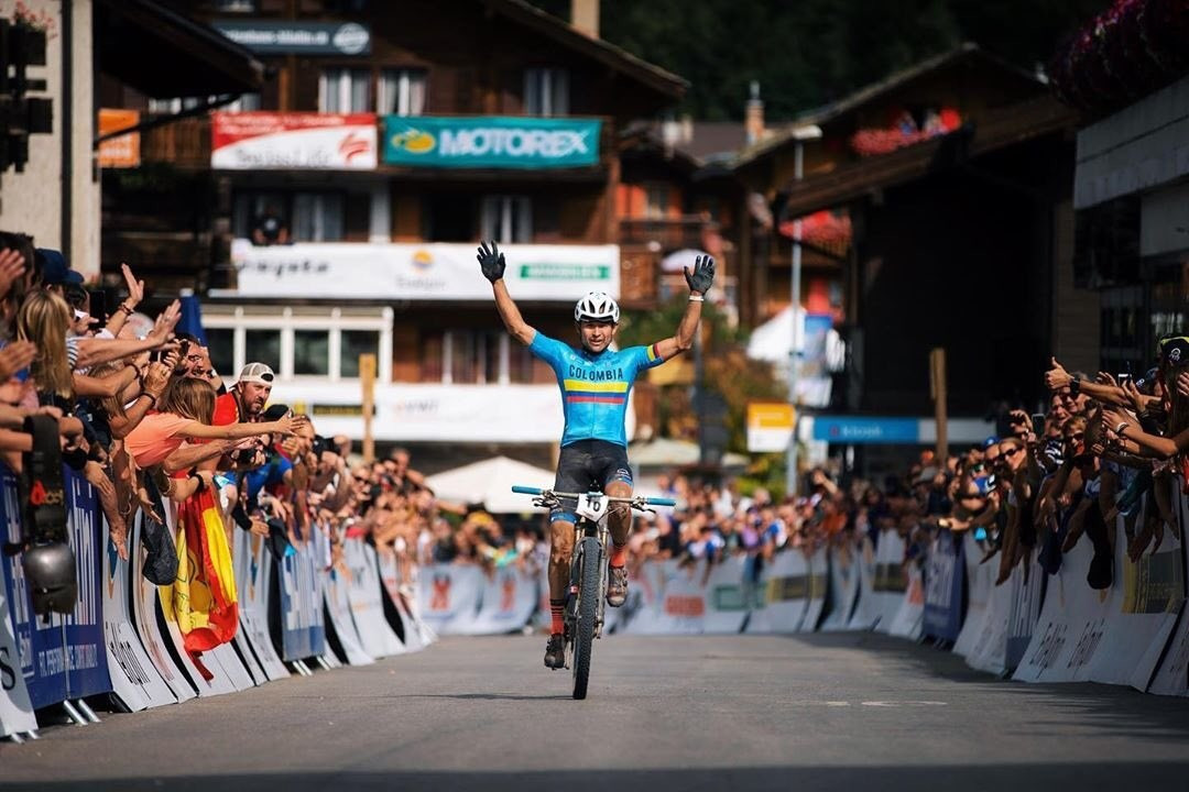 Páez to launch defence of UCI Mountain Bike Marathon World Championships title in Turkey