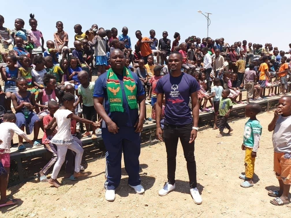 NOC President joins Special Olympics Zambia Independence Day festivities