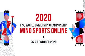 Chess and bridge titles up for grabs as Mind Sports World University Championship goes online
