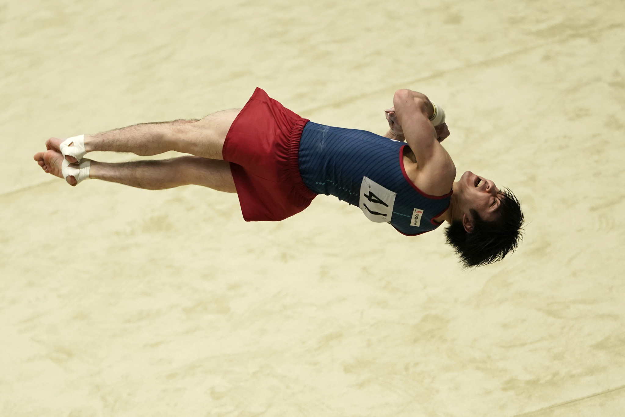Kōhei Uchimura is among the gymnasts expected to compete at the event ©Getty Images