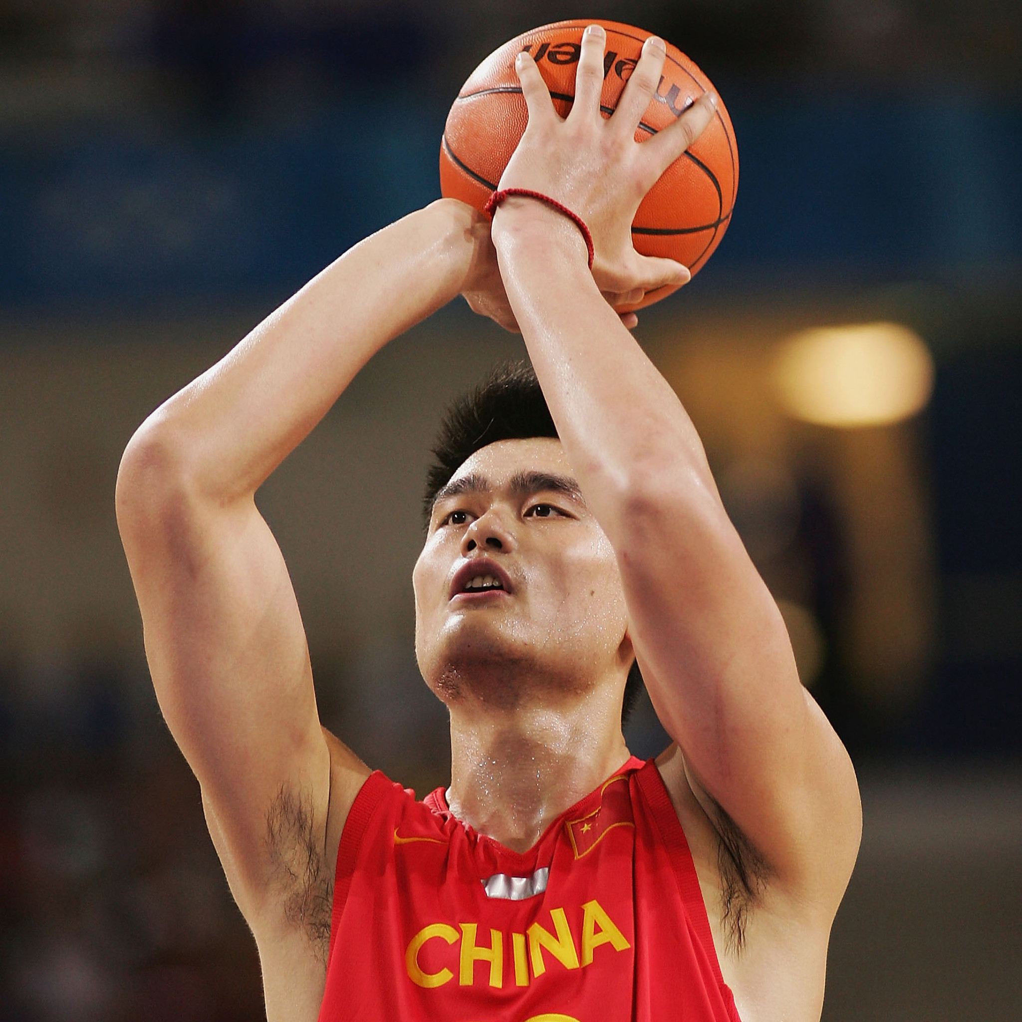 Yao Ming ©Getty Images