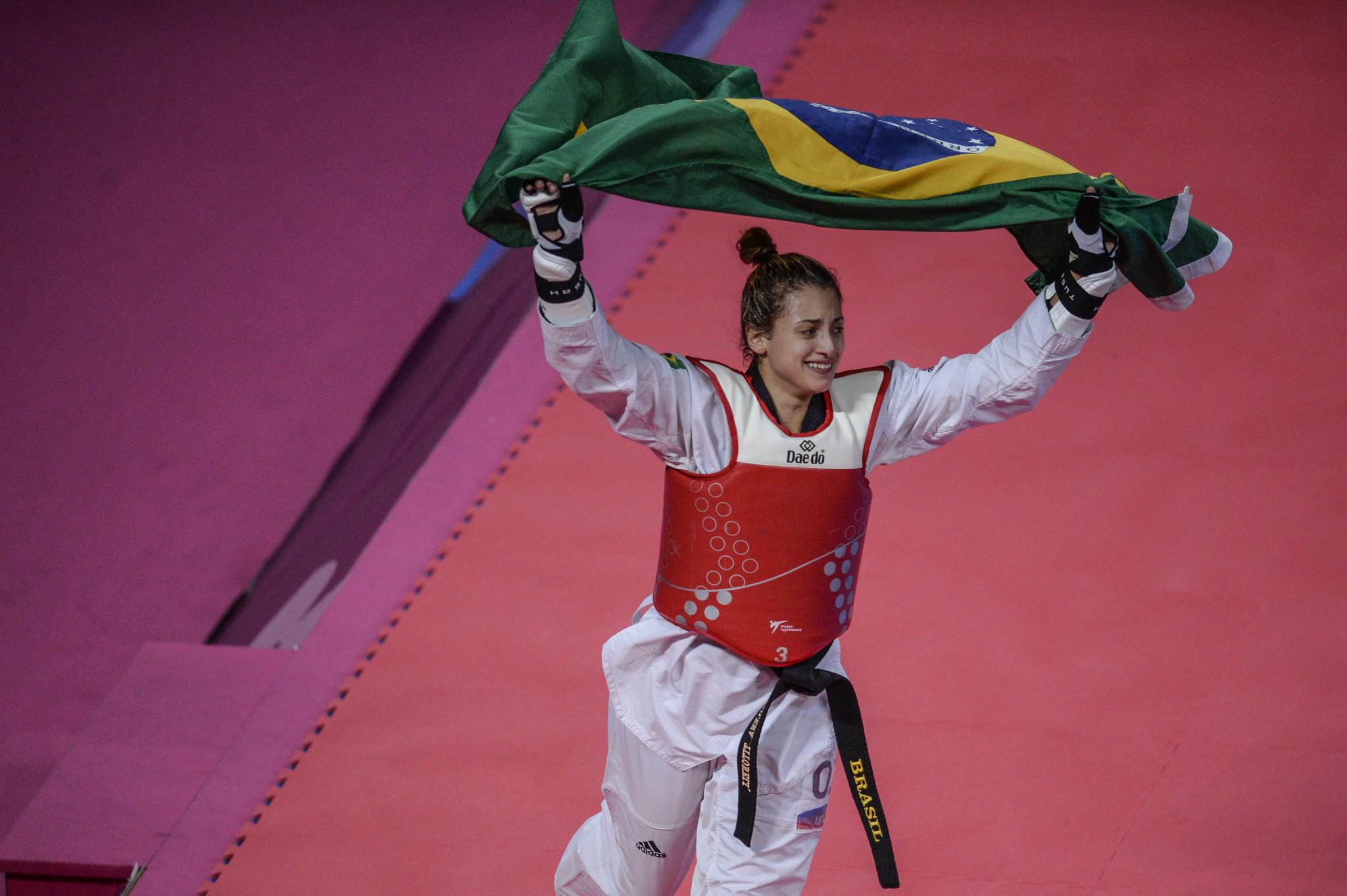 Brazilian taekwondo athletes jet off to Serbia to aid Tokyo 2020 preparations