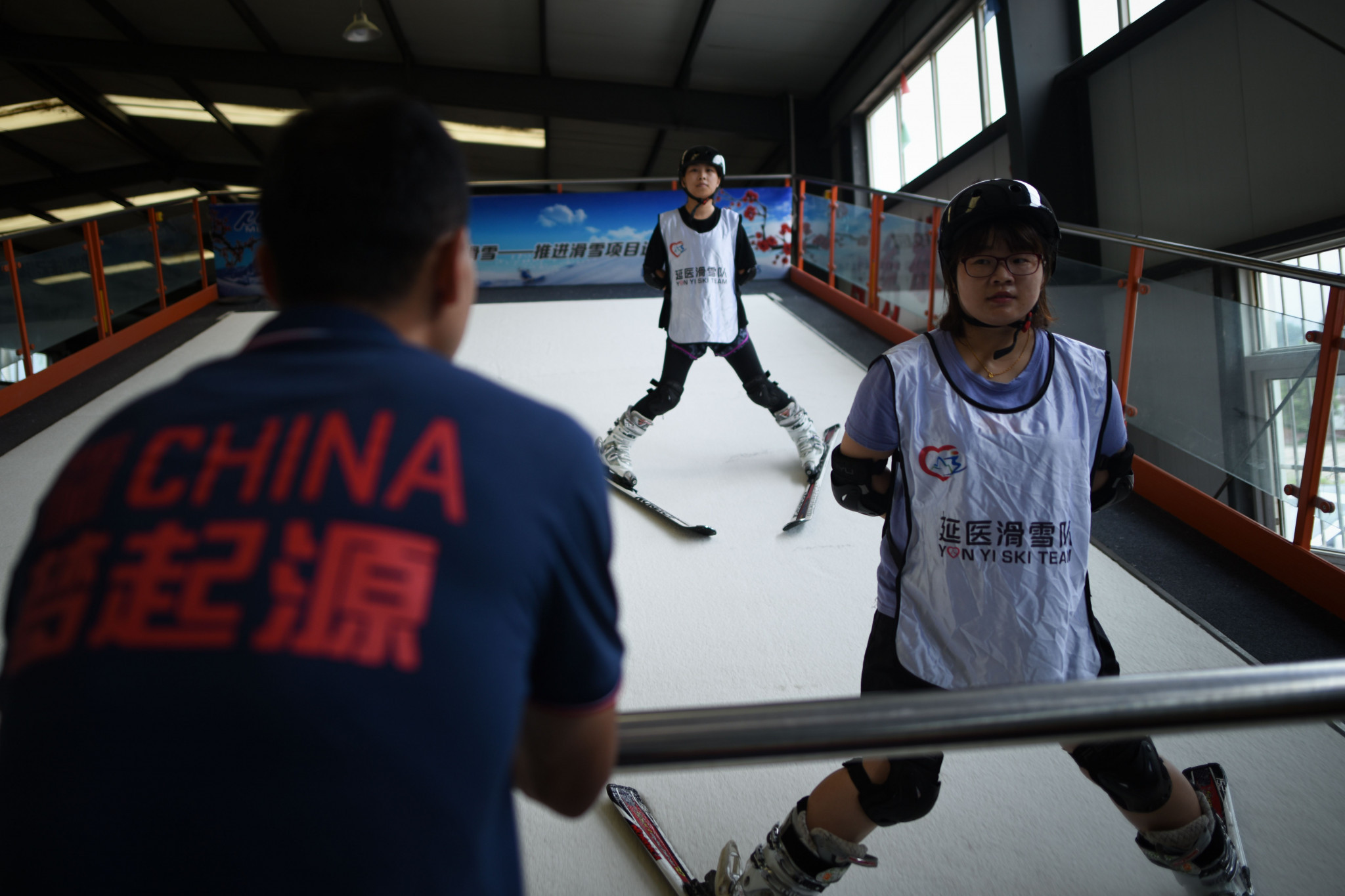IDG Sports and FIS agree 10-year deal to promote grassroots programme in China