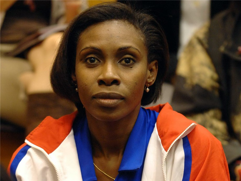 Alejandrina Mireya Luis Hernandez will chair the NORCECA Athletes' Commission ©FIVB