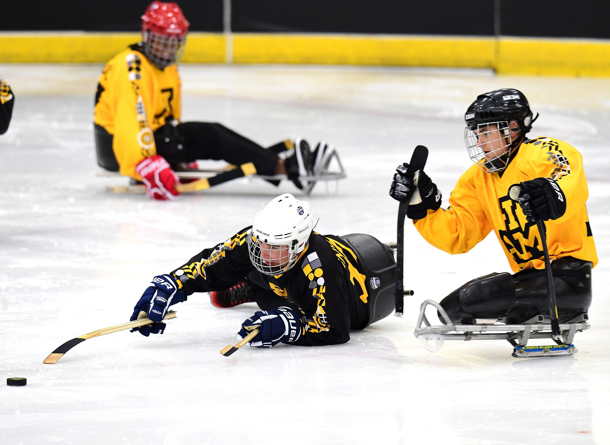 World Para Ice Hockey seeking host for Beijing 2022 qualifying tournament
