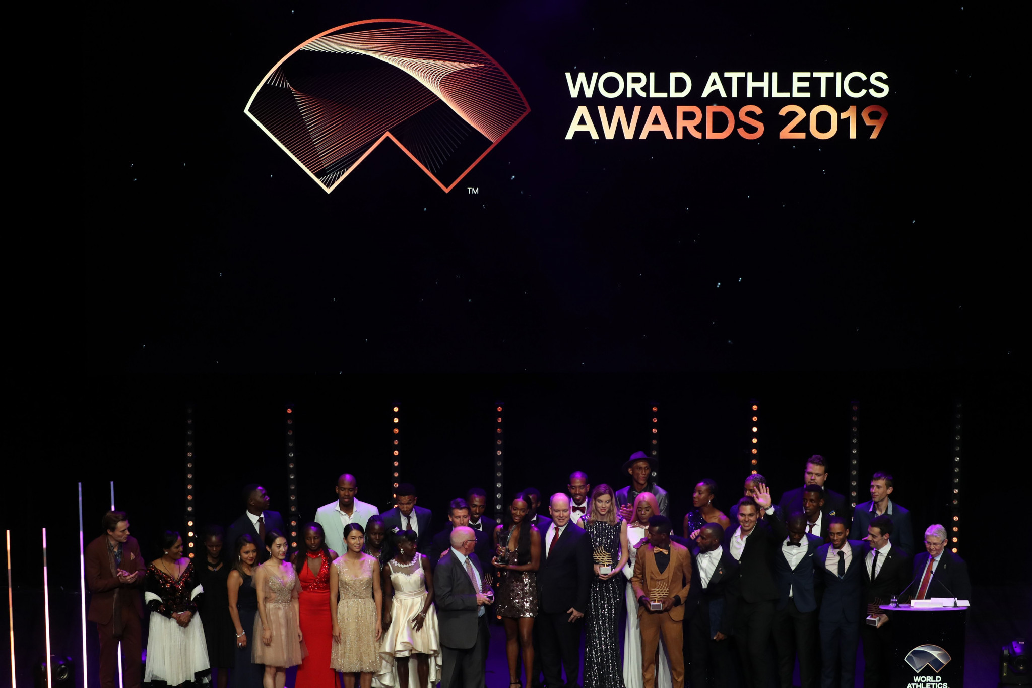 World Athletics Awards to be virtual event in 2020