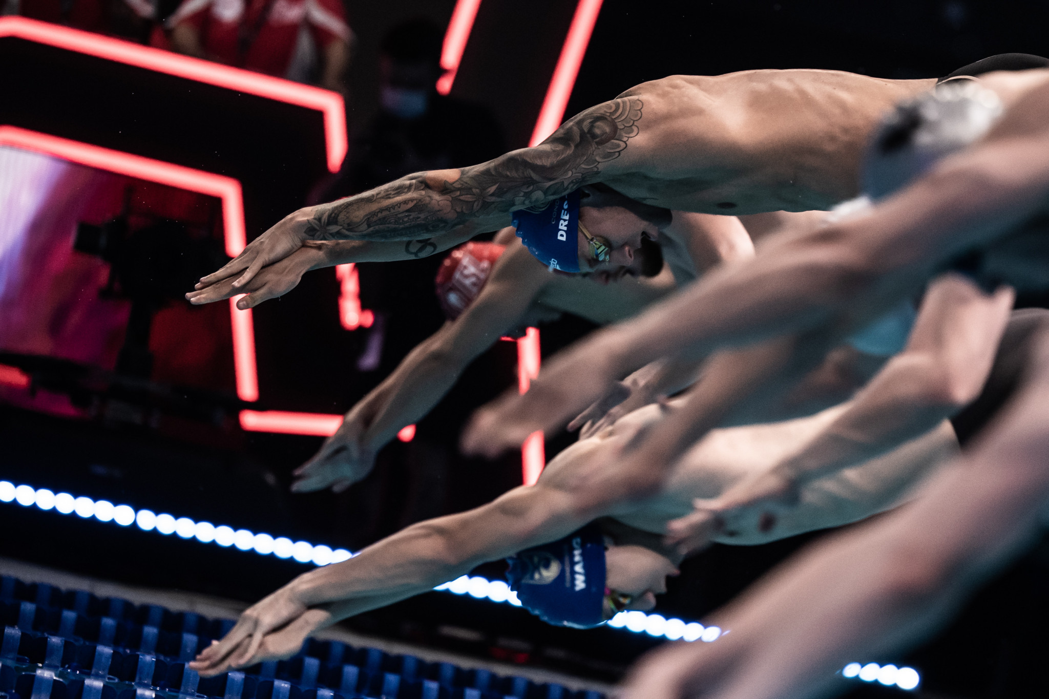 Dressel and King help Cali Condors take control of ISL match four