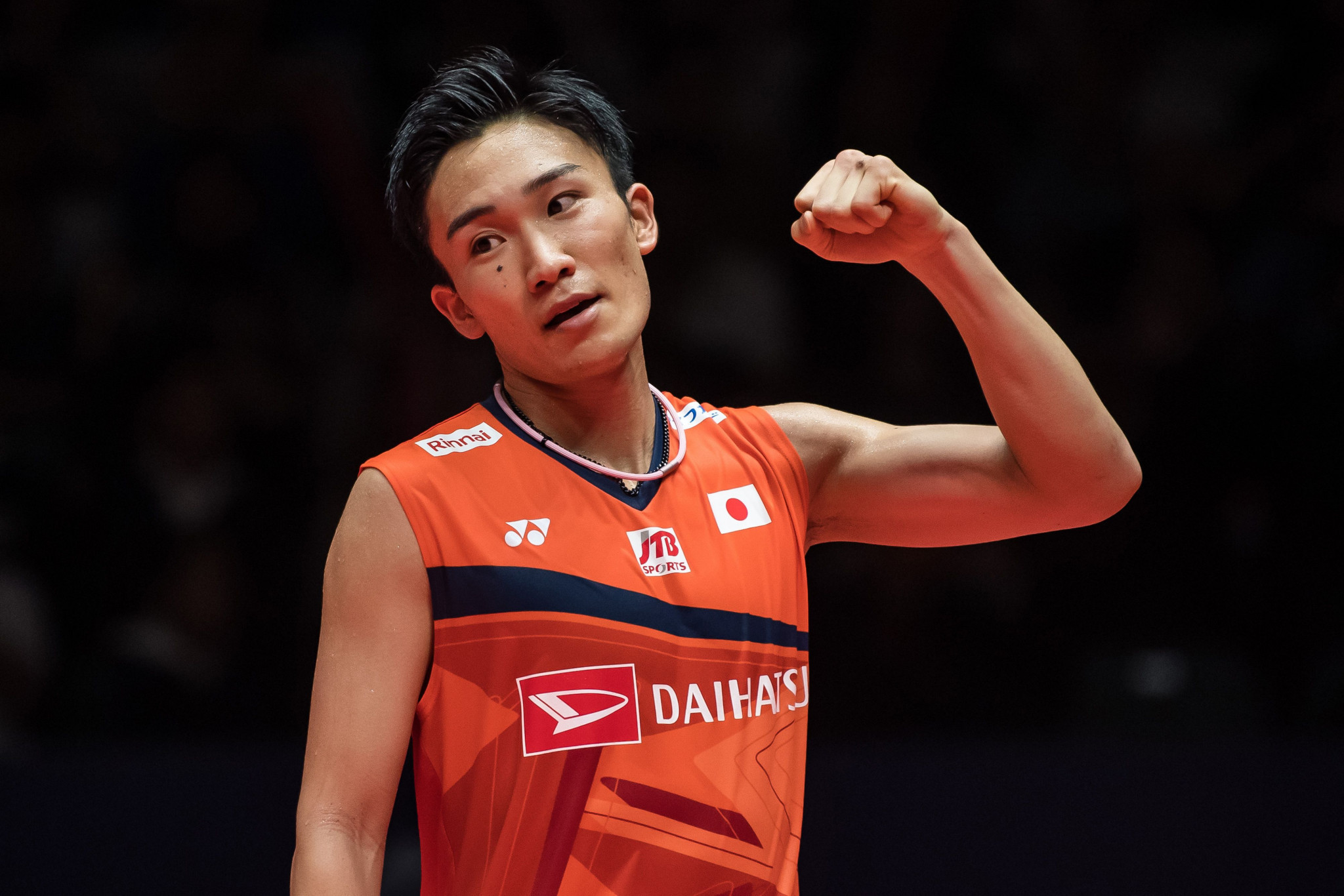 "Japan's badminton coach Park claims Tokyo 2020 medal hope Momota ""back at his normal level"""