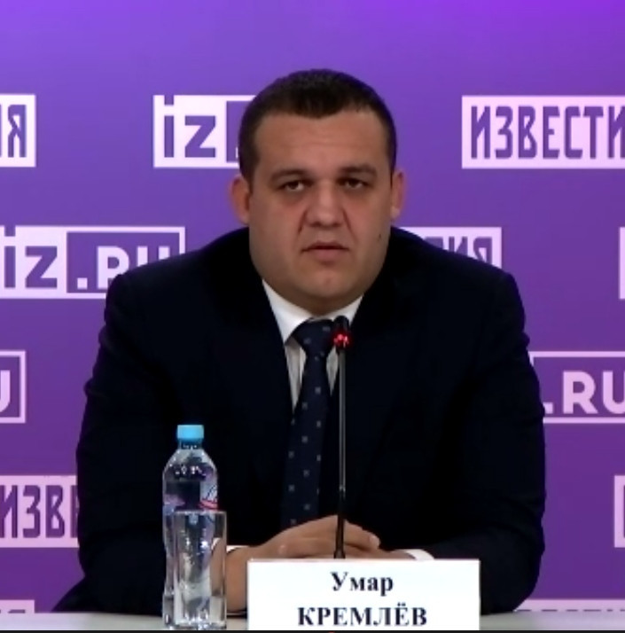 Kremlev pledges to wipe AIBA's debt as he announces candidacy for President
