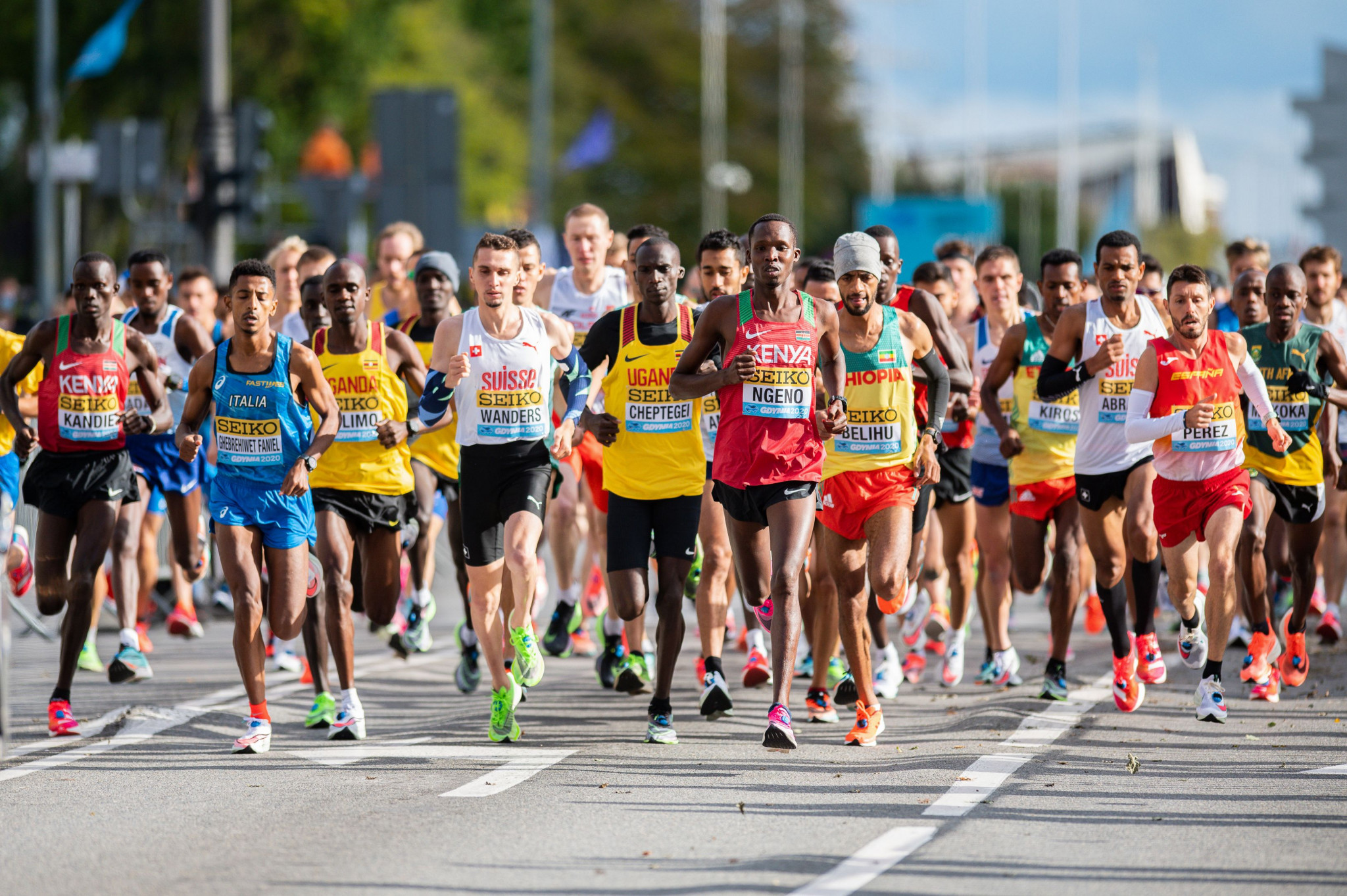 World Athletics Half Marathon Championships produce best air quality to date