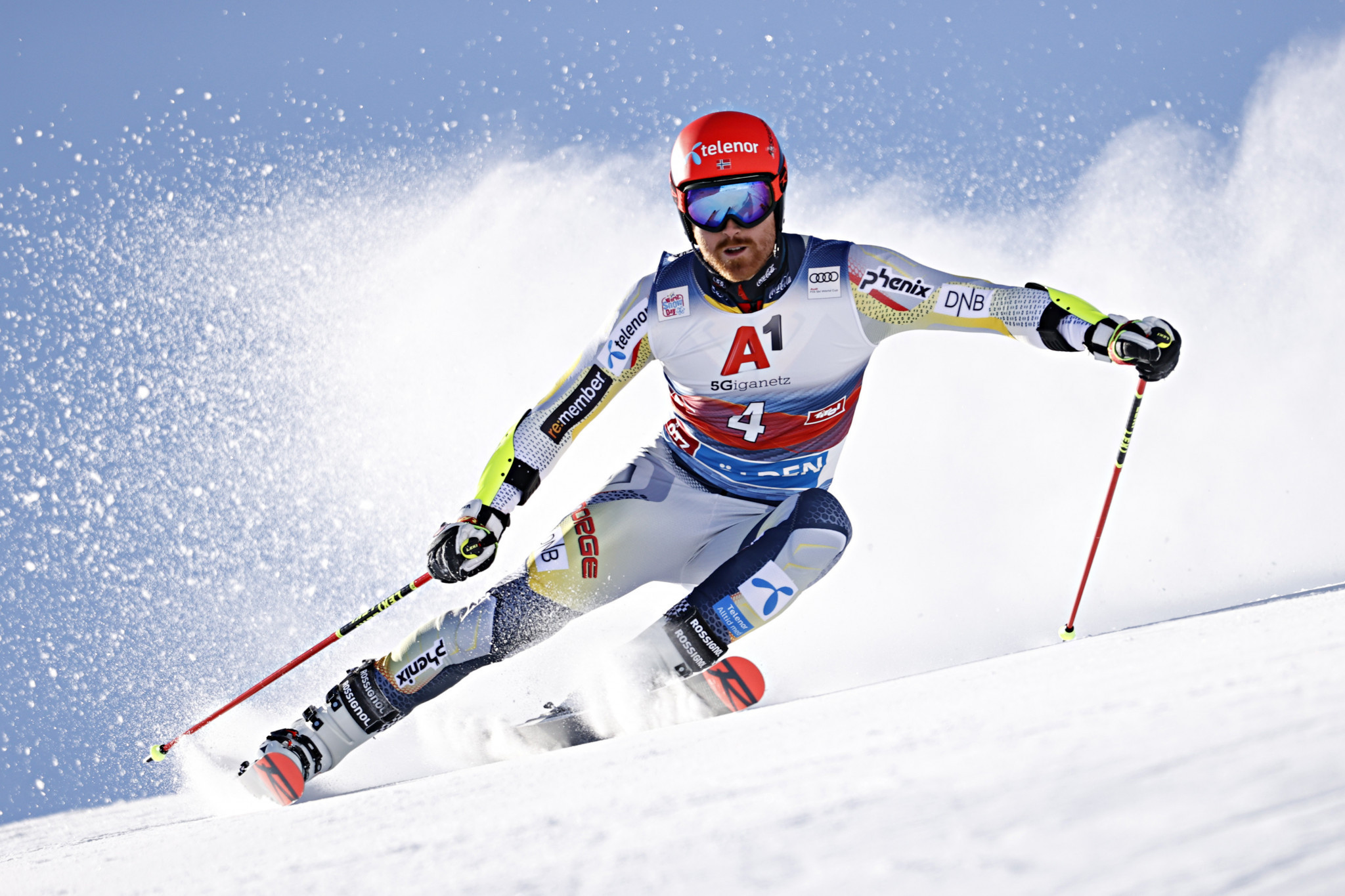 Reigning FIS Alpine Ski World Cup champion Kilde tests positive for coronavirus