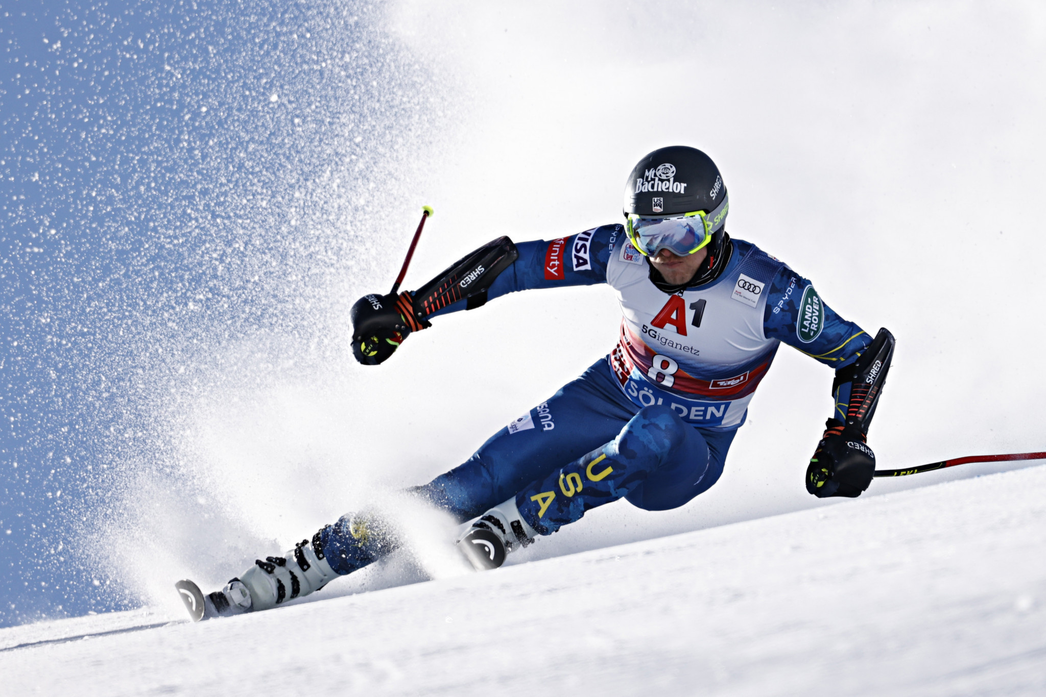 Athletes will be banned from using fluorinated ski wax in the United States at non-FIS events in the 2020-2021 season ©Getty Images