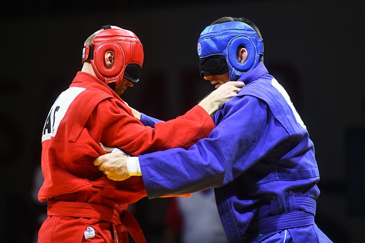 Rules for blind sambo have been published on the FIAS website ©FIAS