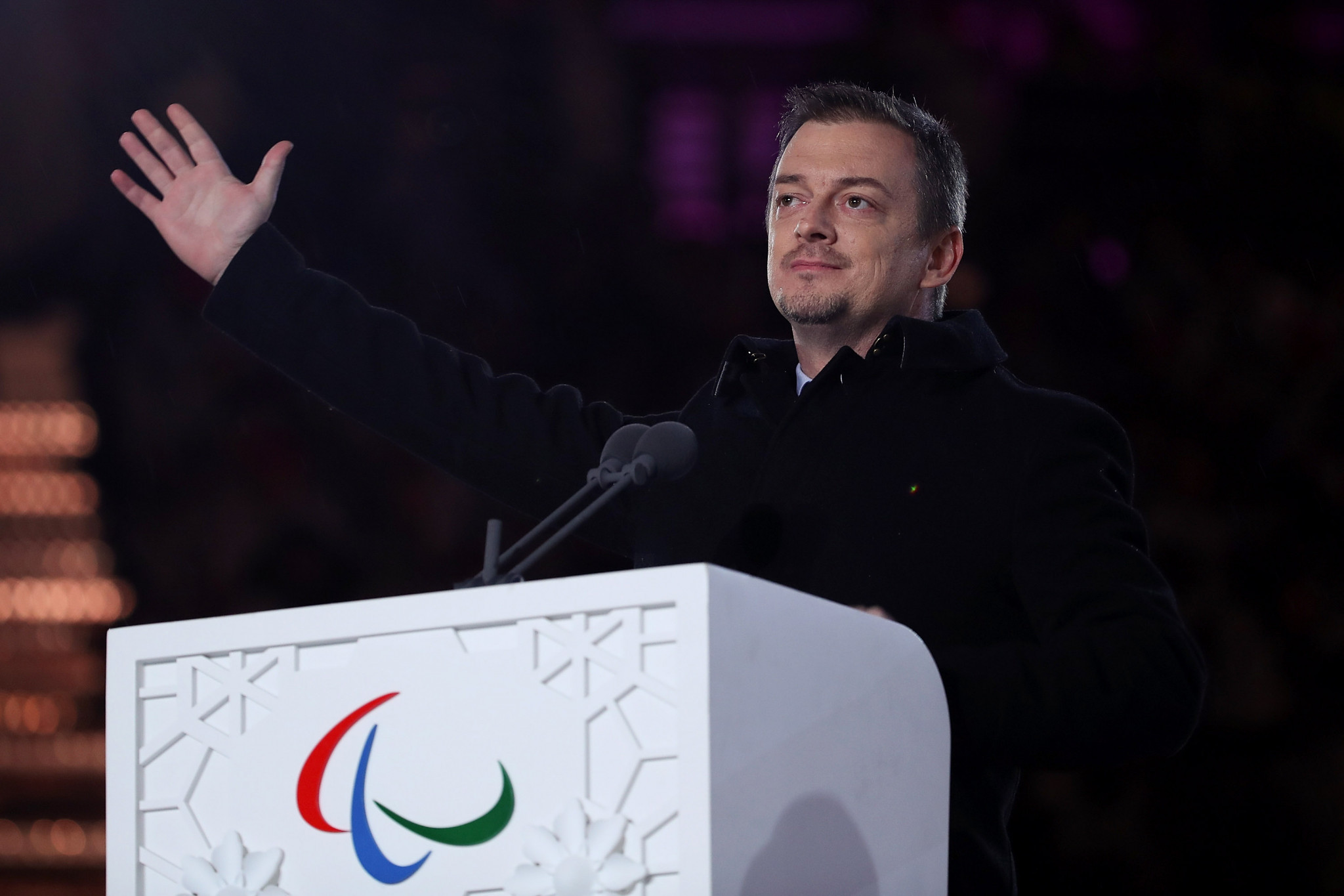 IPC President Andrew Parsons stressed the importance of updating the organisation's governance structures ©Getty Images
