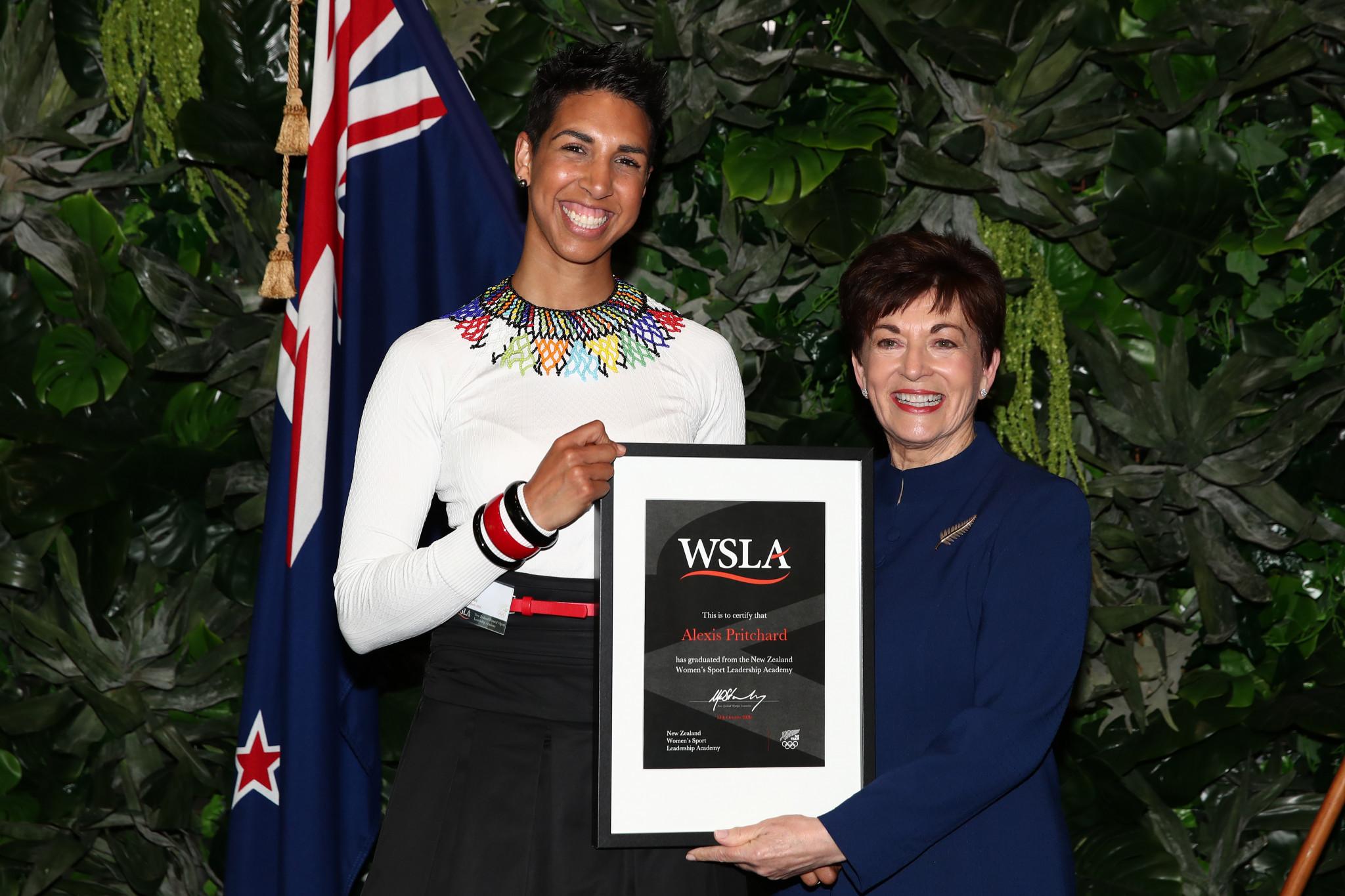 NZOC scheme aimed at boosting female leadership in sport graduates 14 Olympians