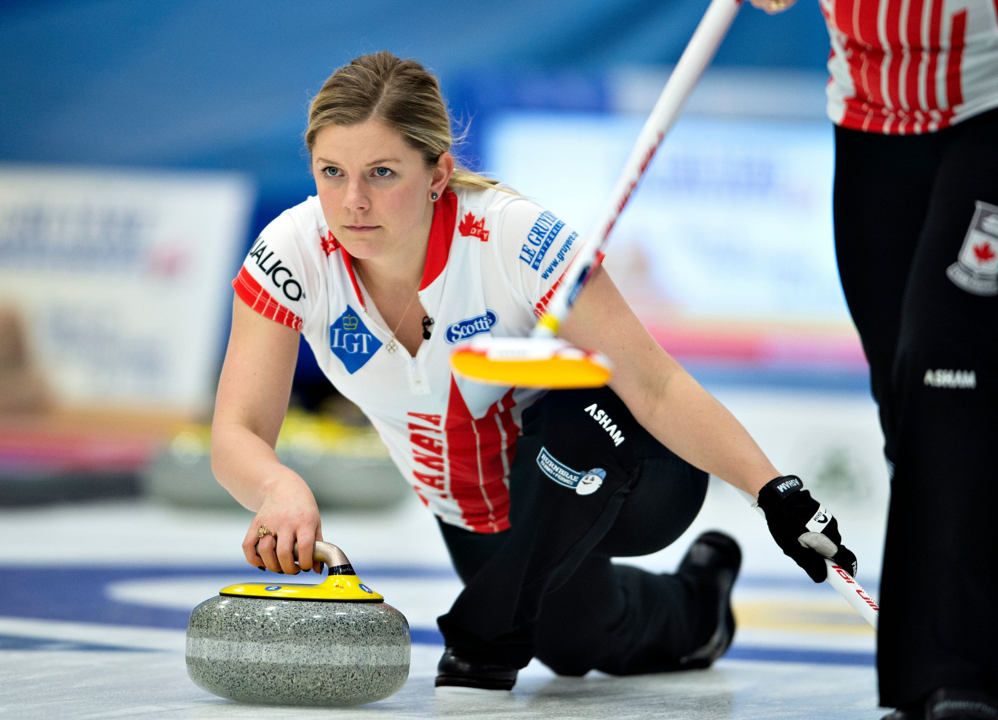 Curling Canada had to cancel a number of events as a result of the COVID-19 pandemic ©Getty Images