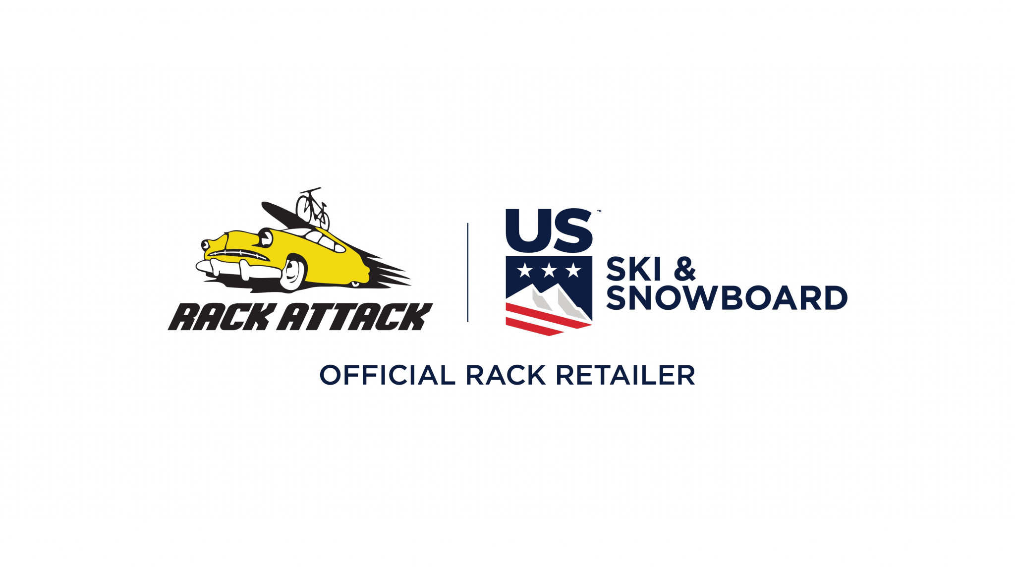 Rack Attack has been named as the official rack retailer for US Ski and Snowboard ©US Ski and Snowboard