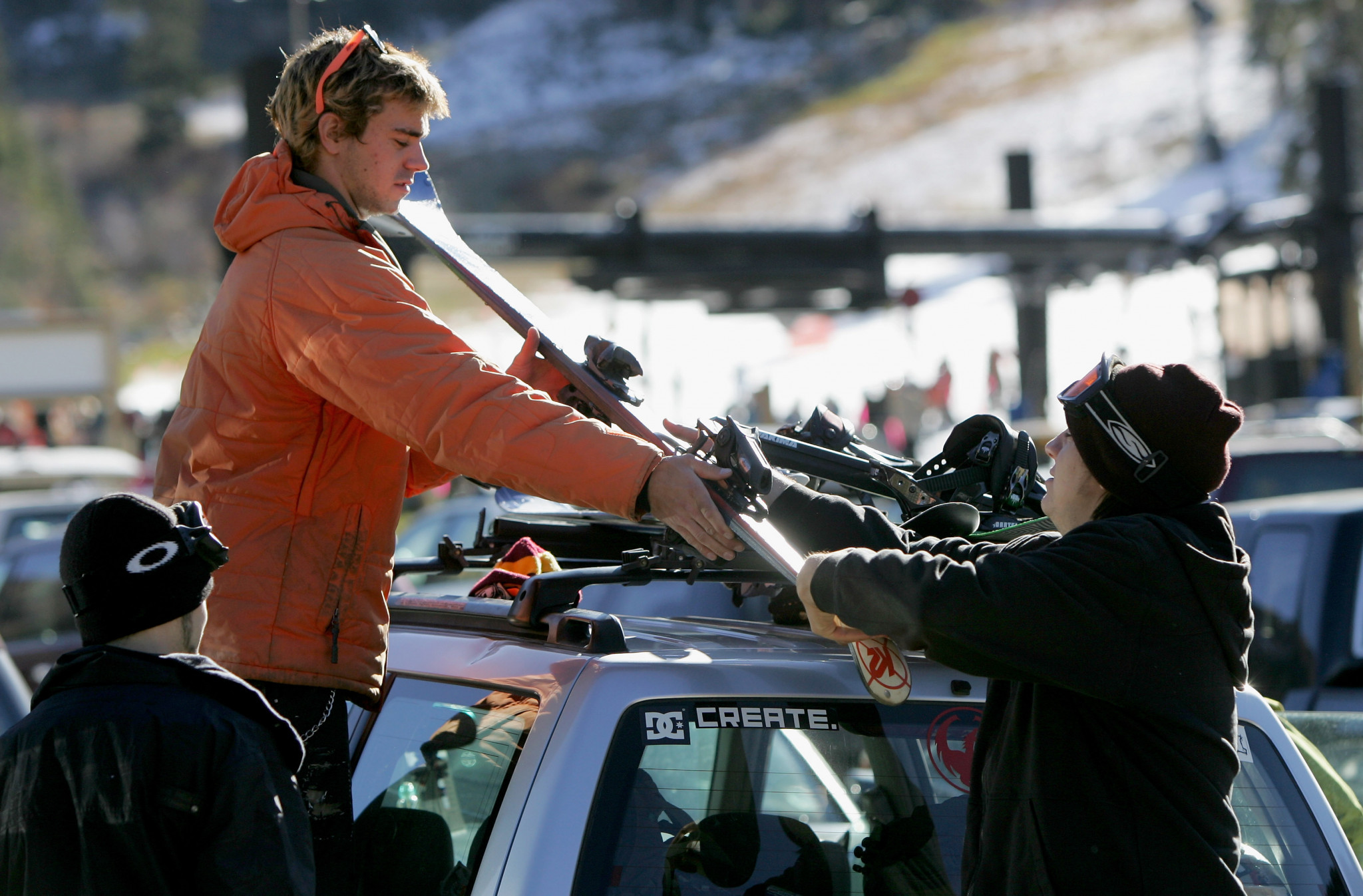 Rack Attack is set to provide products for athletes from United States' national ski, snowboard and freeski teams ©Getty Images