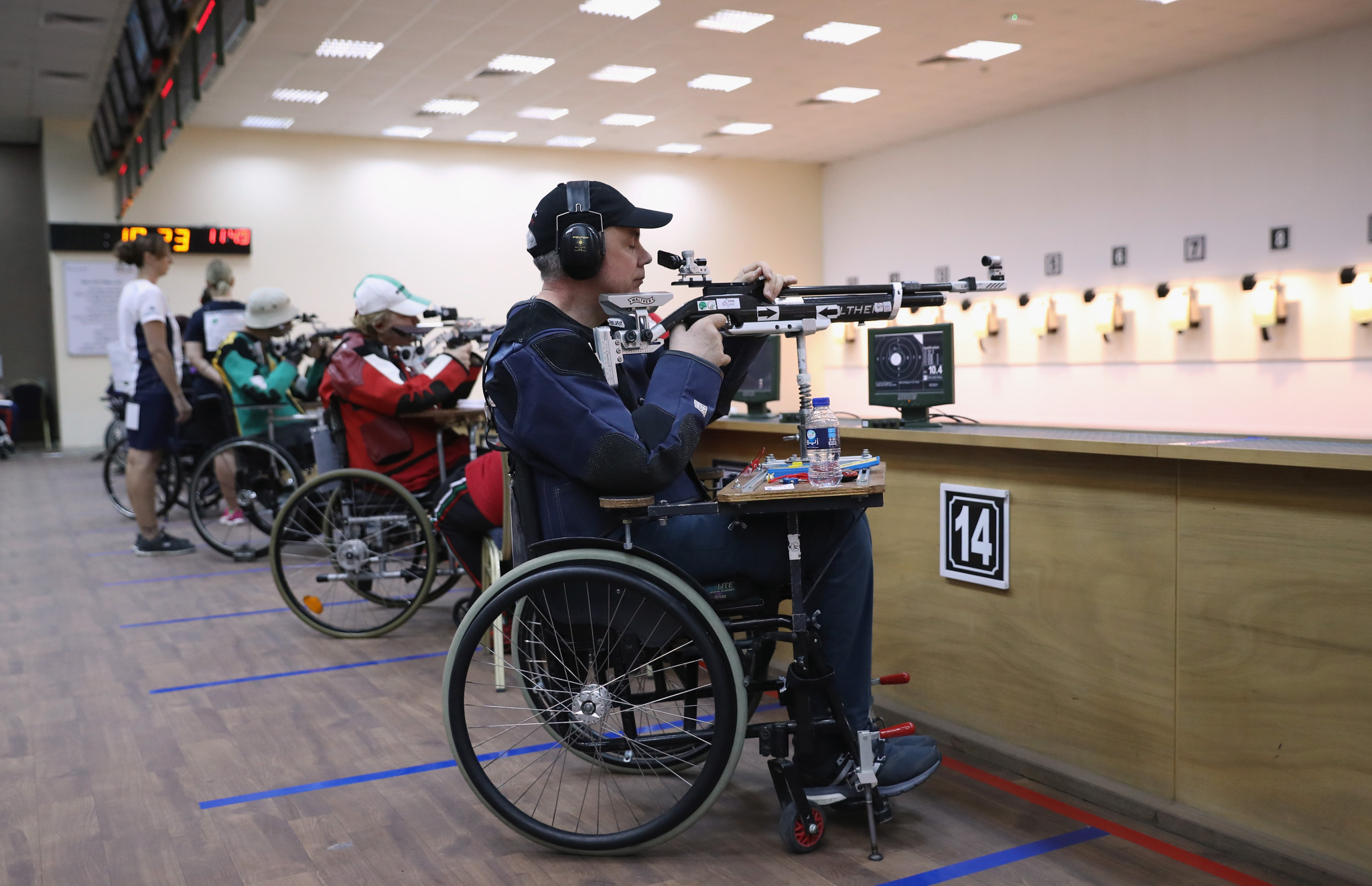 Athletes will have the chance to have their say on the new changes in a survey issued by World Shooting Para Sport ©Getty Images