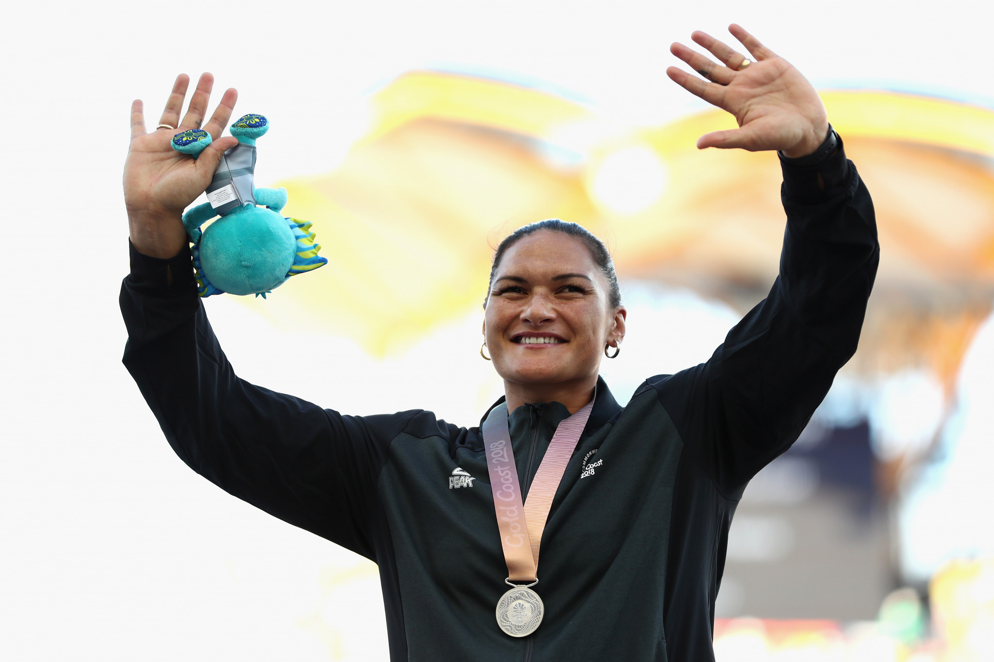 Double Olympic shot put gold medallist Adams announces new coach for Tokyo 2020