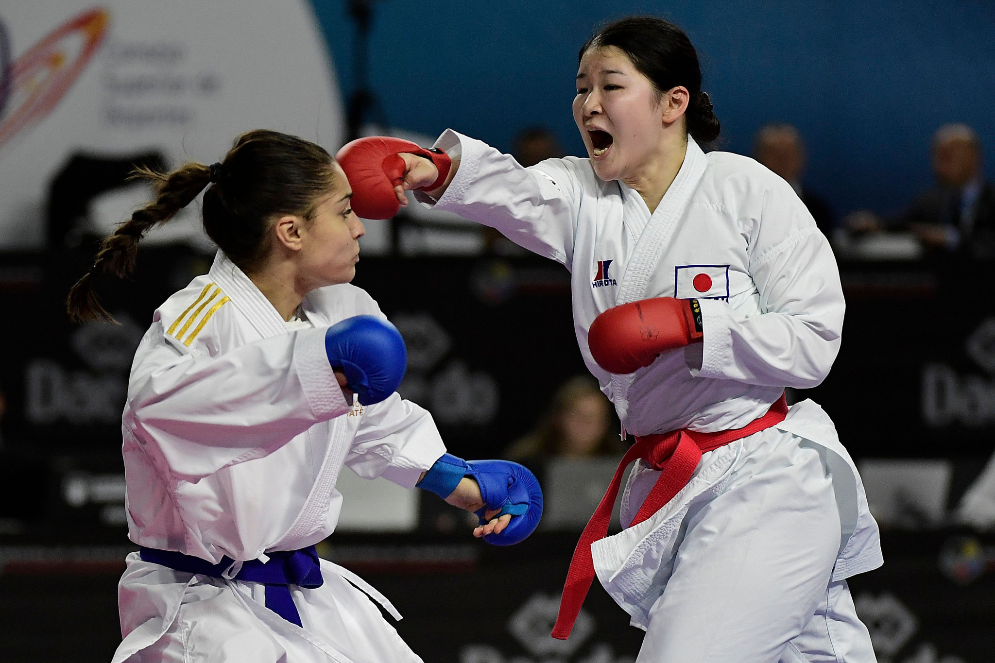Karate is set to make its Olympic debut at Tokyo 2020 ©Getty Images