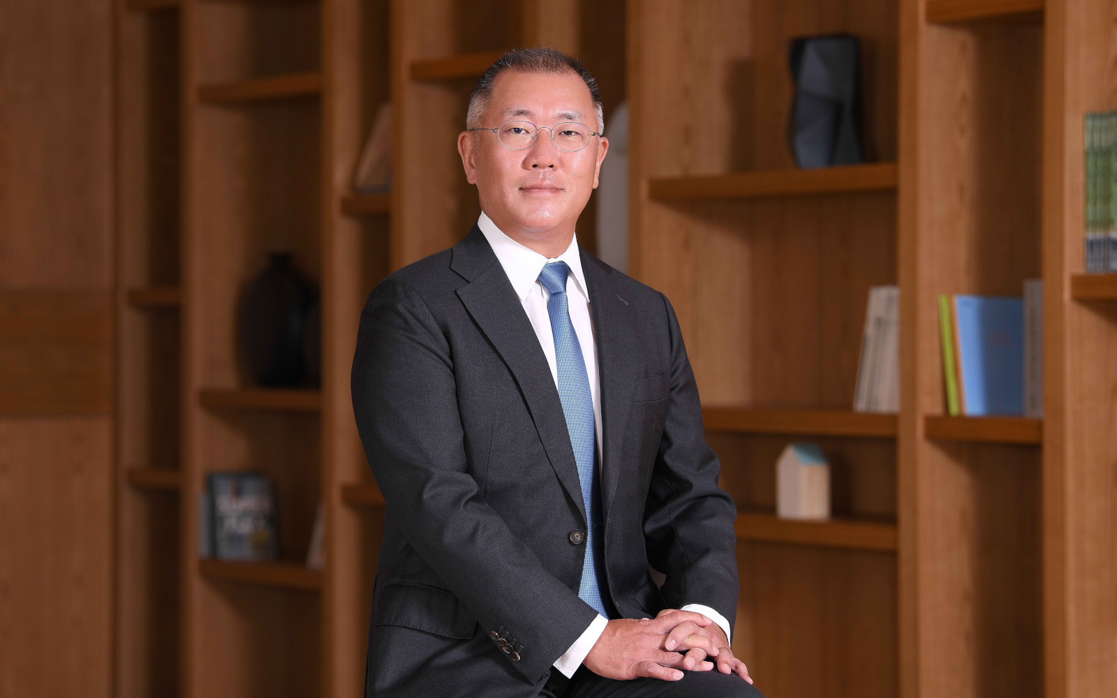 Chung Eui-sun has served as World Archery Asia President and Korean Archery Association President since 2005 ©Hyundai