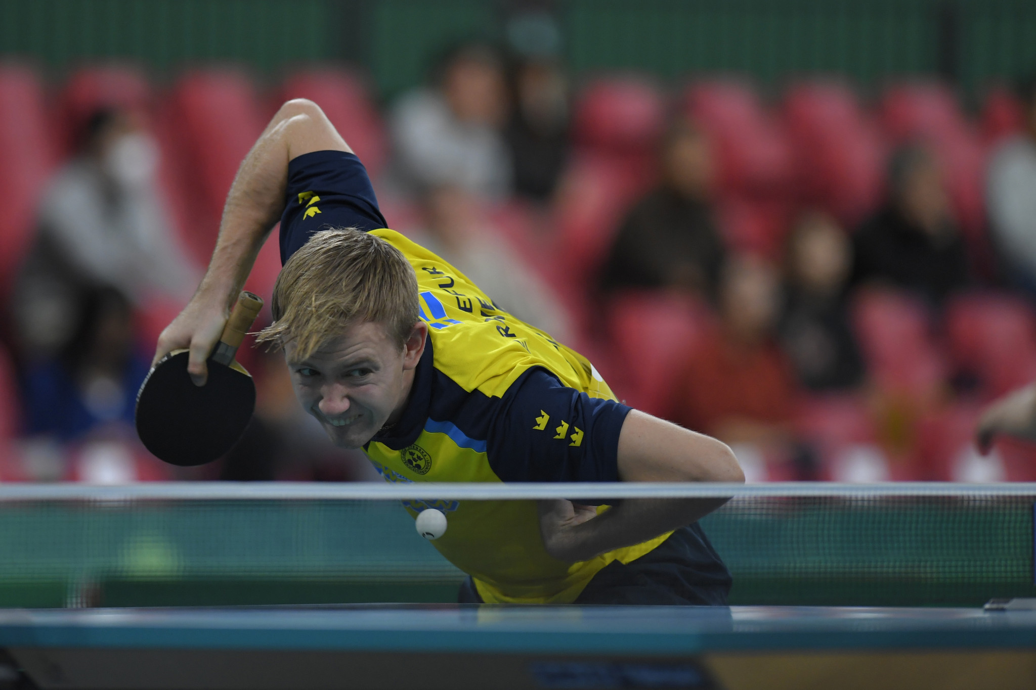 ITTF invites all professional players to enter Swedish International Open