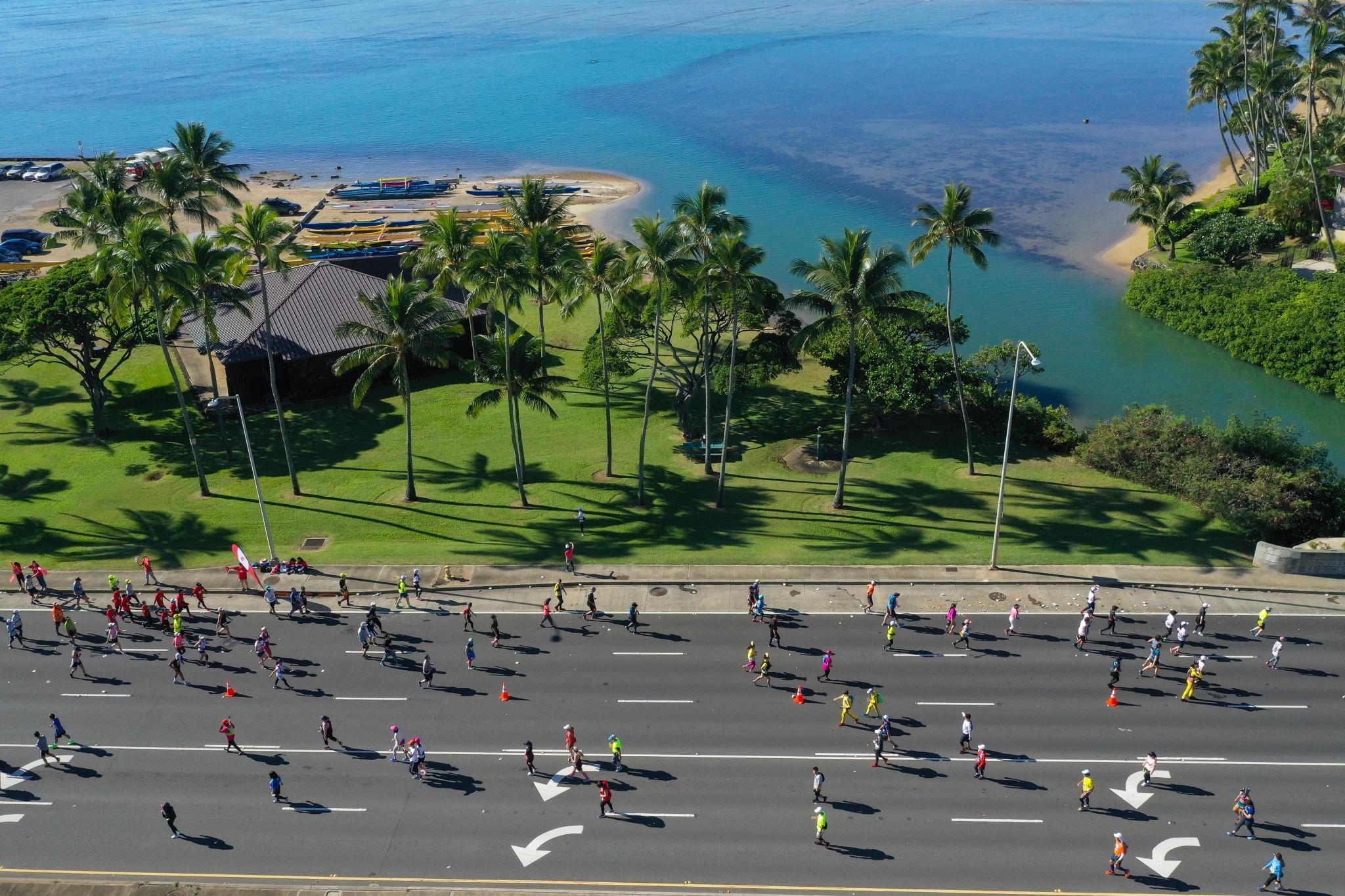 Honolulu Marathon latest race cancelled due to coronavirus