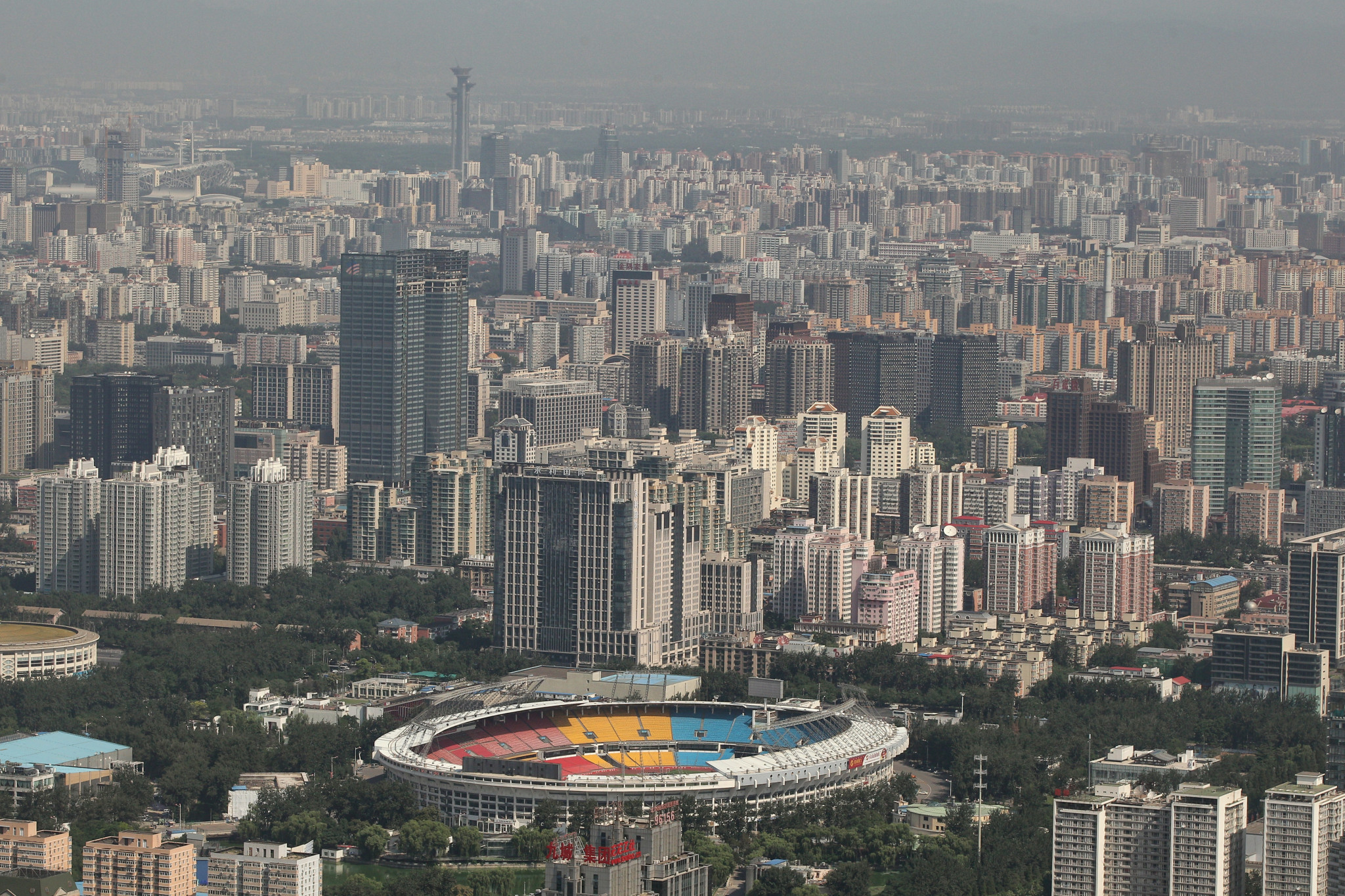 Revamped Beijing Workers' Stadium to host final of 2023 Asian Cup