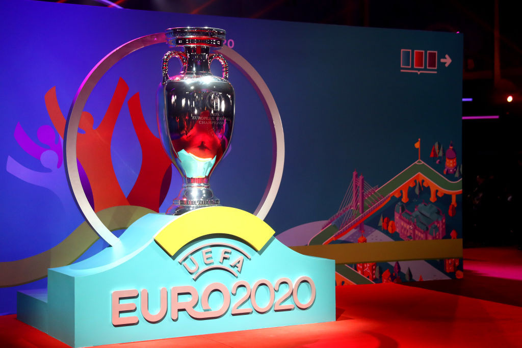 UEFA Euro 2020, postponed to next year because of the coronavirus pandemic, is also set to feature 24 teams ©Getty Images