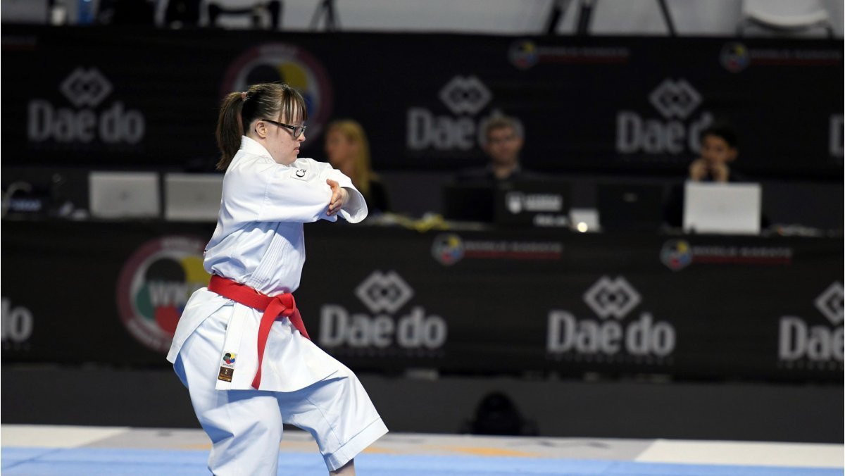 Virtus partner with World Karate Federation to grow intellectual impaired sport