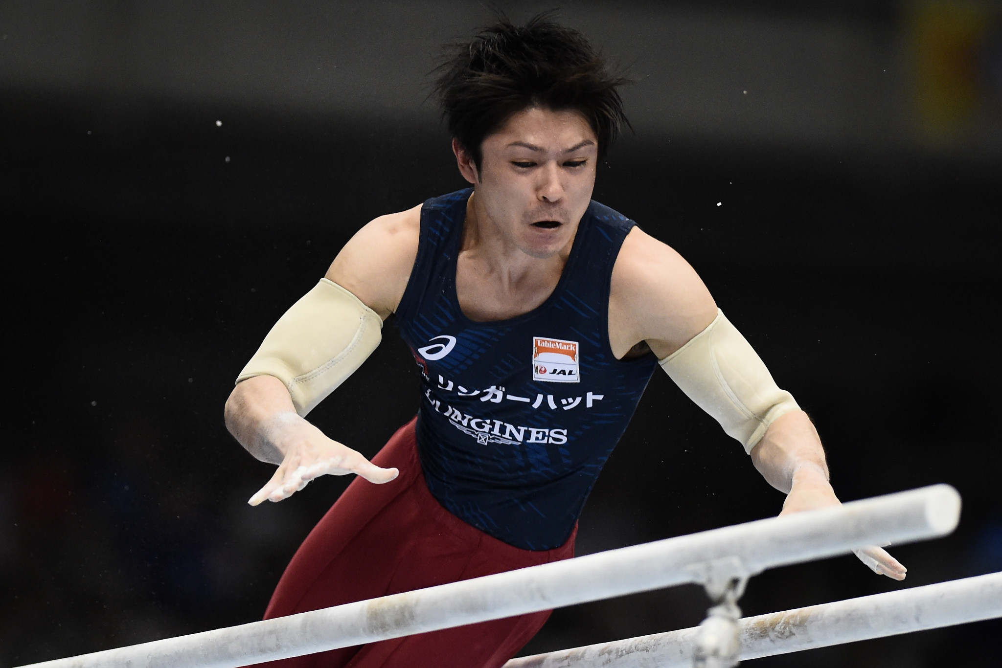 Uchimura and Akhaimova test positive for coronavirus prior to Tokyo gymnastics event