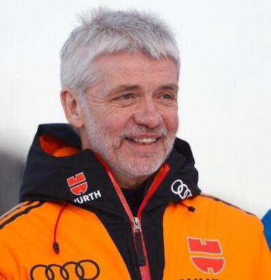 Steinle elected for third term as President of German Ski Association