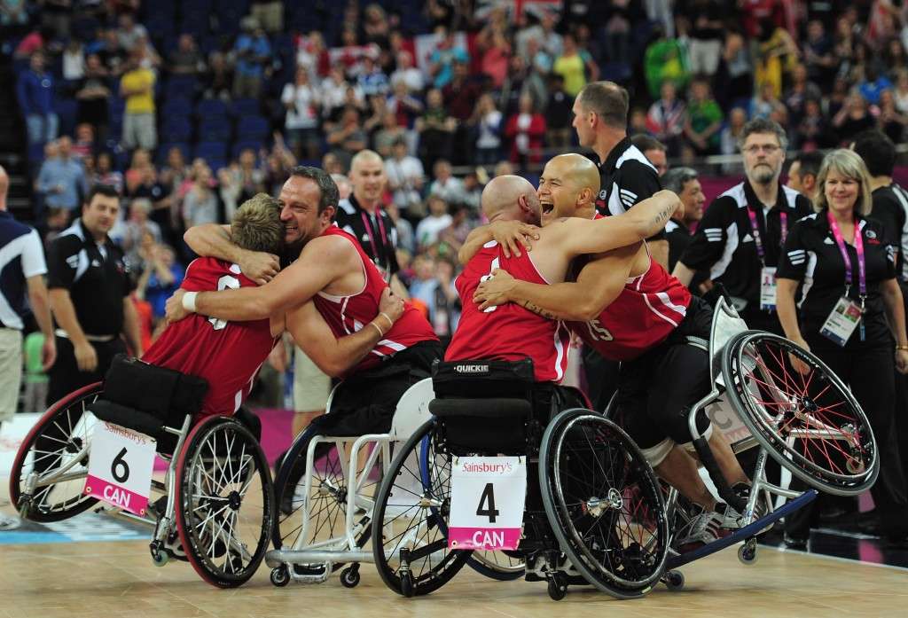 Jerry Tonello coached the men's Canadian wheelchair basketball team to gold at the London 2012 Paralympic Games